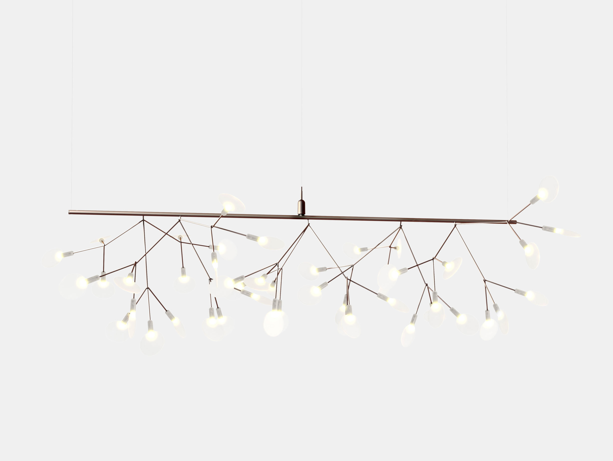 Heracleum Endless Suspension Light image 1
