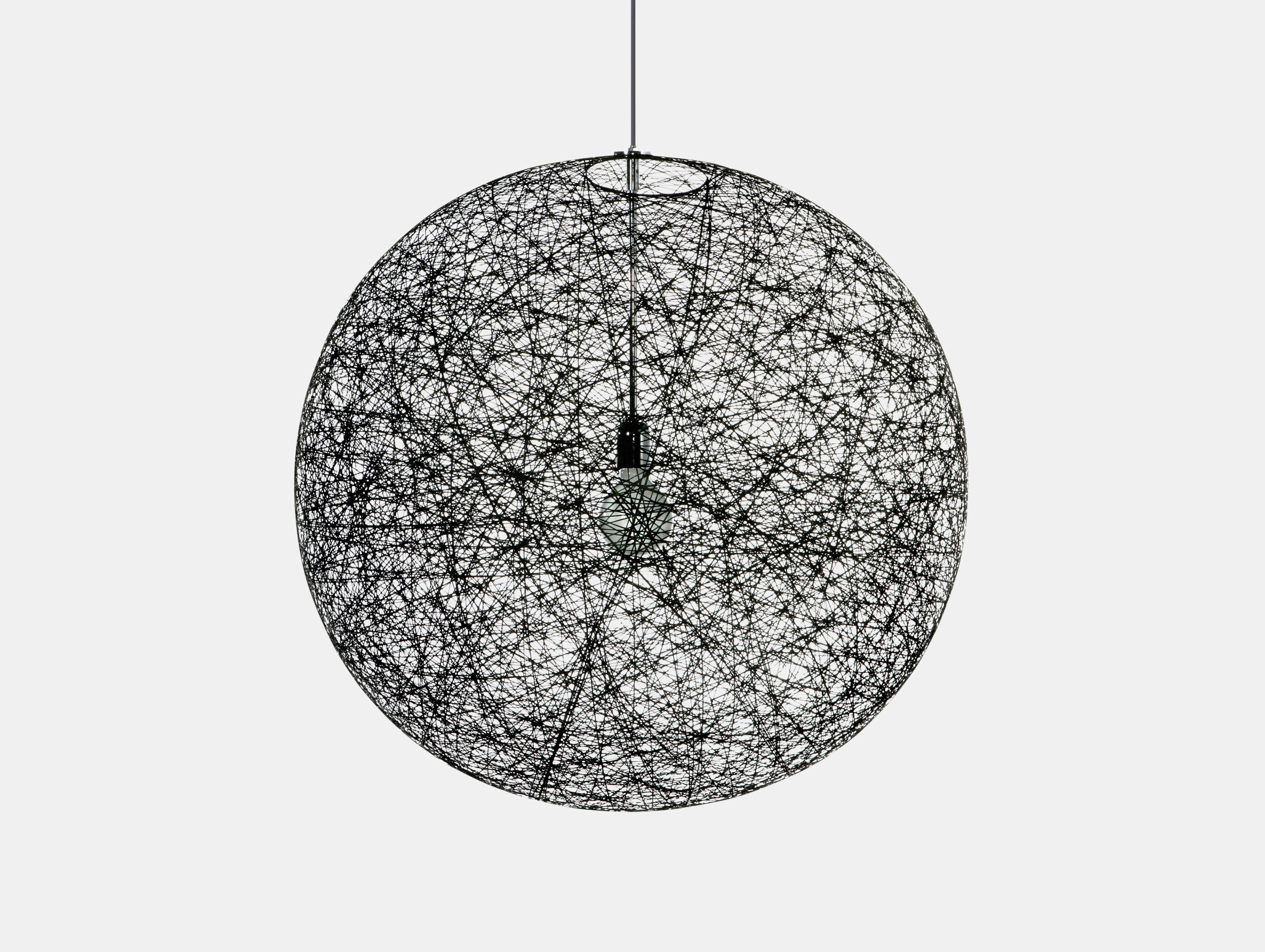 Moooi Random Pendant Light Black Bertjan Pot