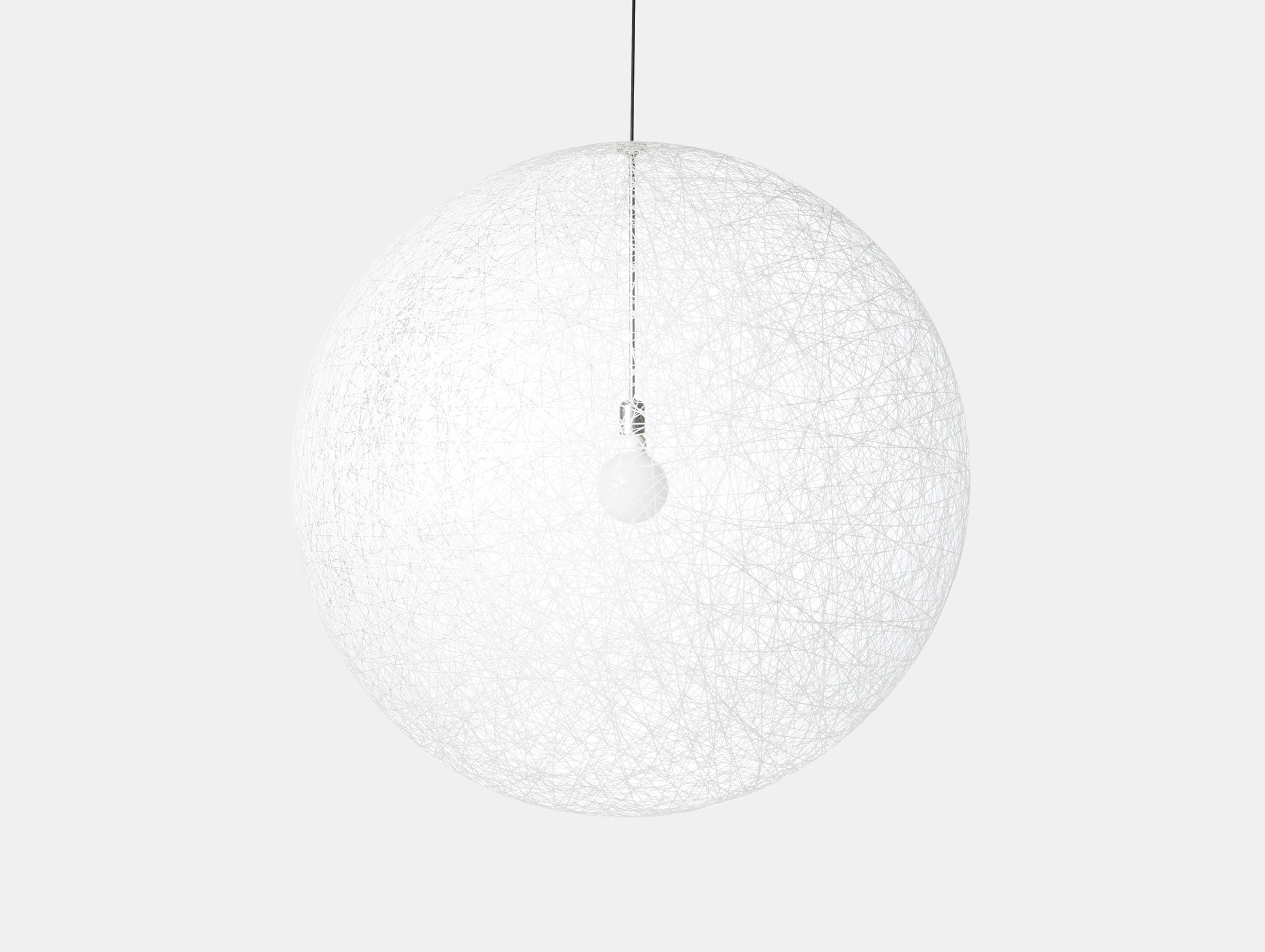 Moooi Random Pendant Light White Bertjan Pot