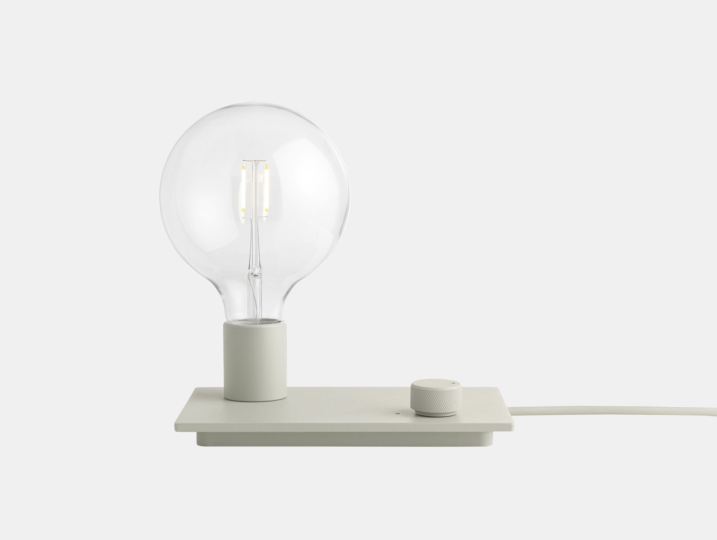 Muuto Control Light Grey Taf Studio