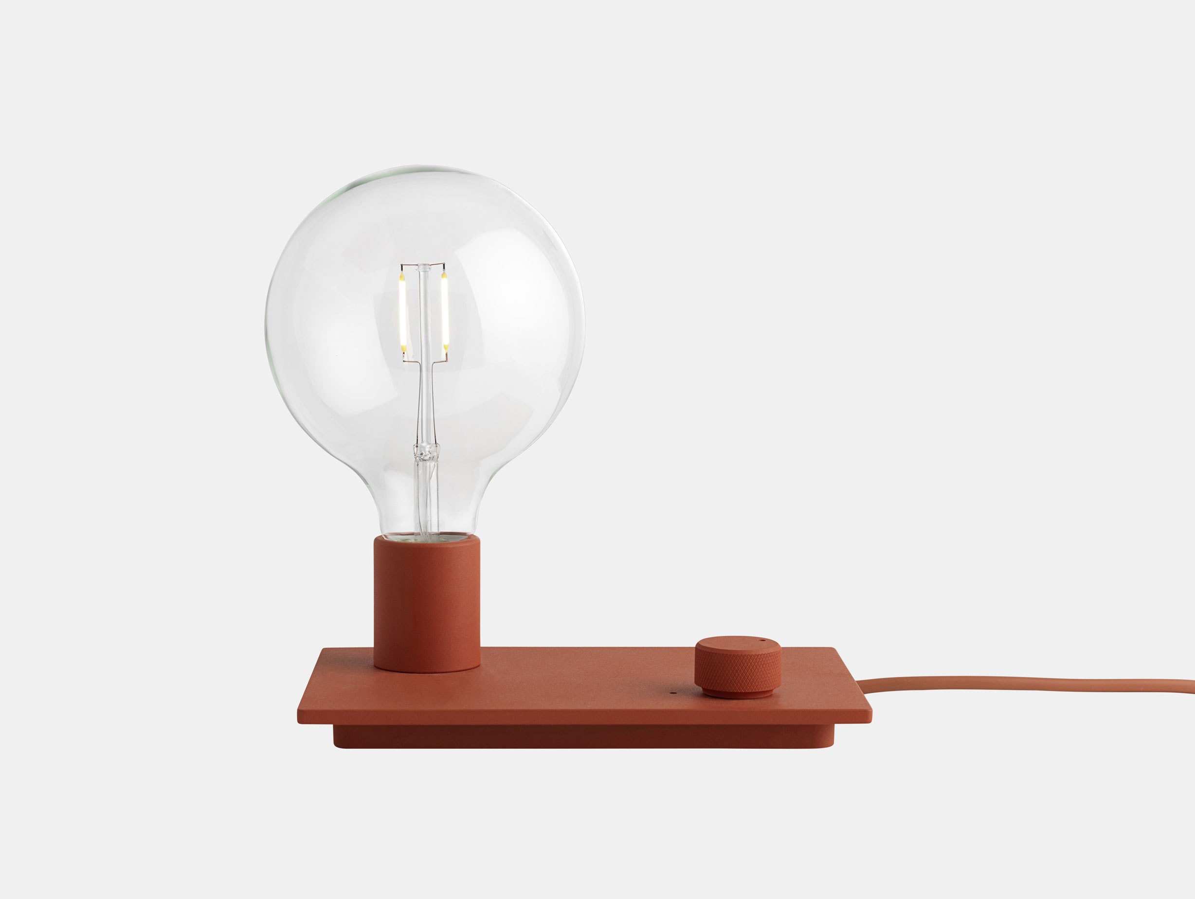 Muuto Control Light Red Taf Studio