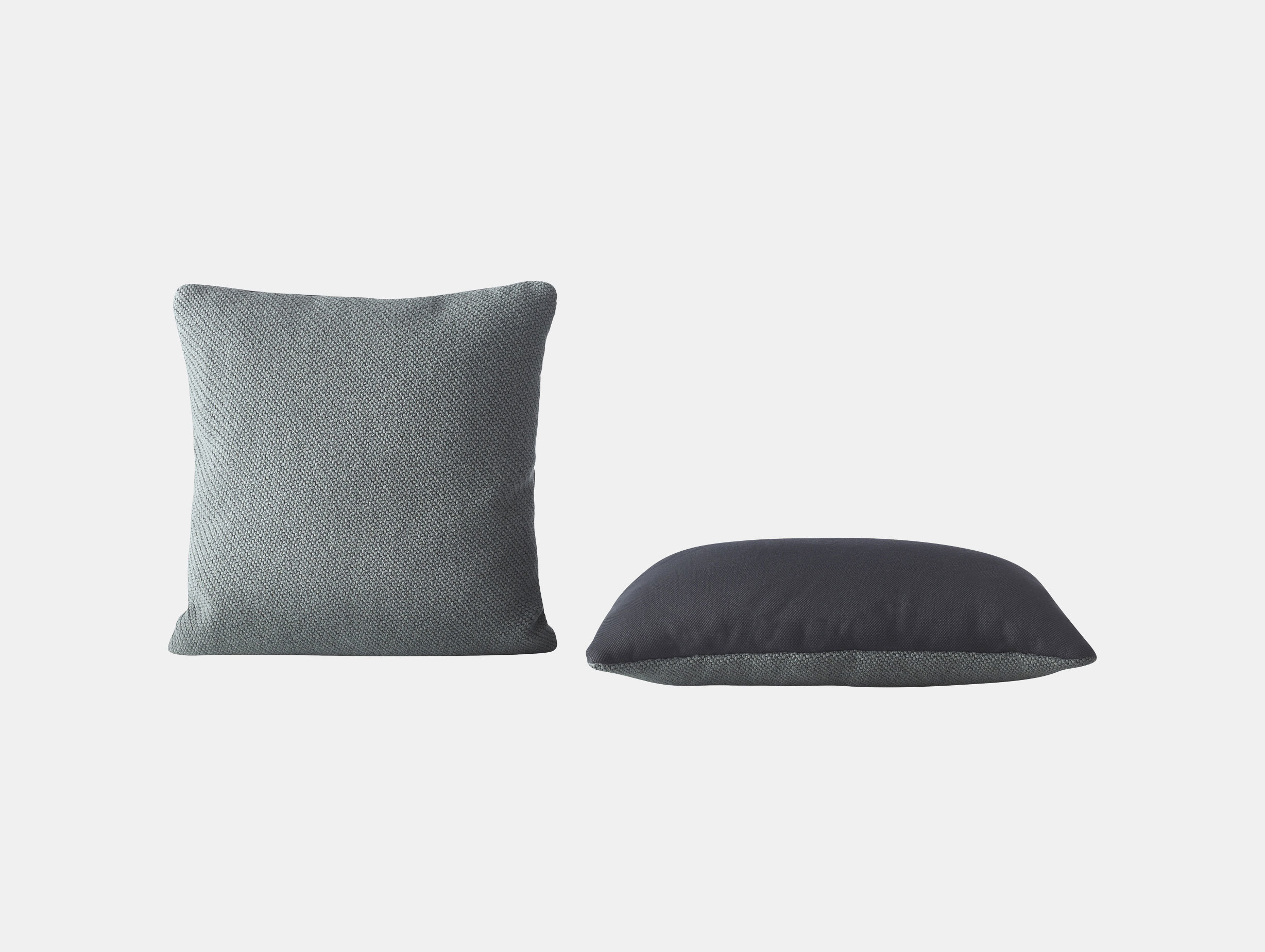 Muuto Mingle Cushion Petroleum Thomas Bentzen