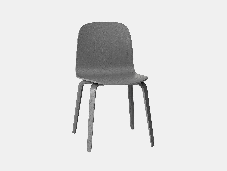 Visu Chair - Wood Base image 8