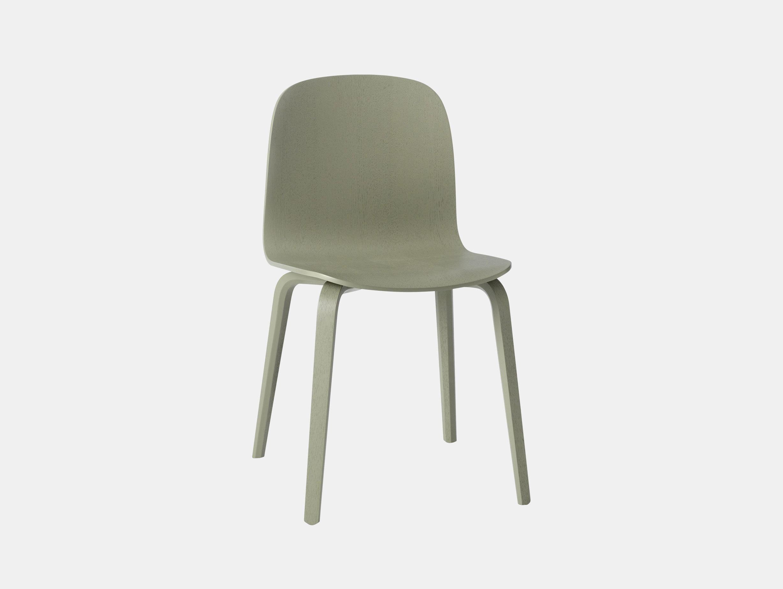 Visu Chair - Wood Base image 1