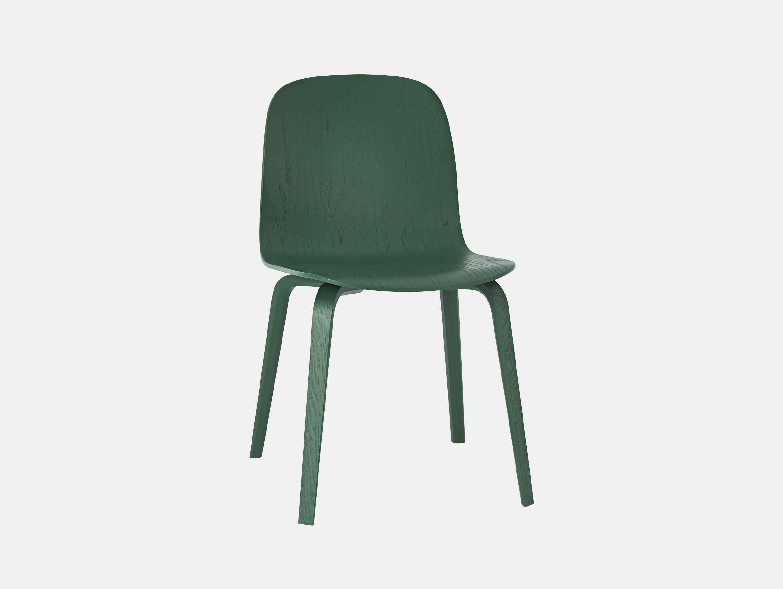 Visu Chair - Wood Base image 2