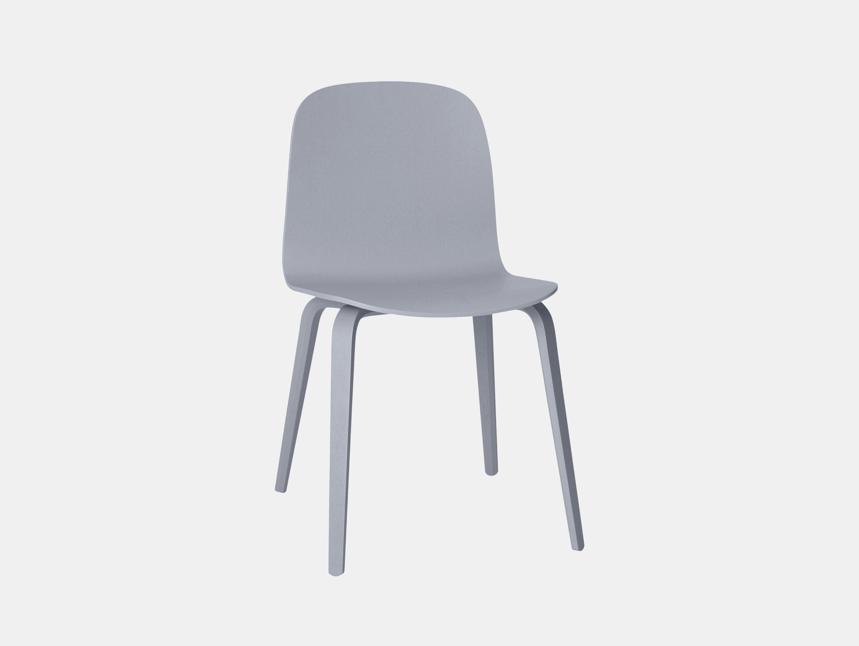 Visu Chair - Wood Base image 4