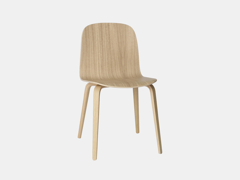 Visu Chair - Wood Base image 7