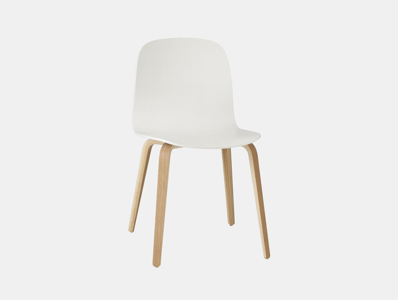 Visu Chair - Wood Base image 6