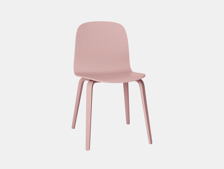 Visu Chair - Wood Base image 3