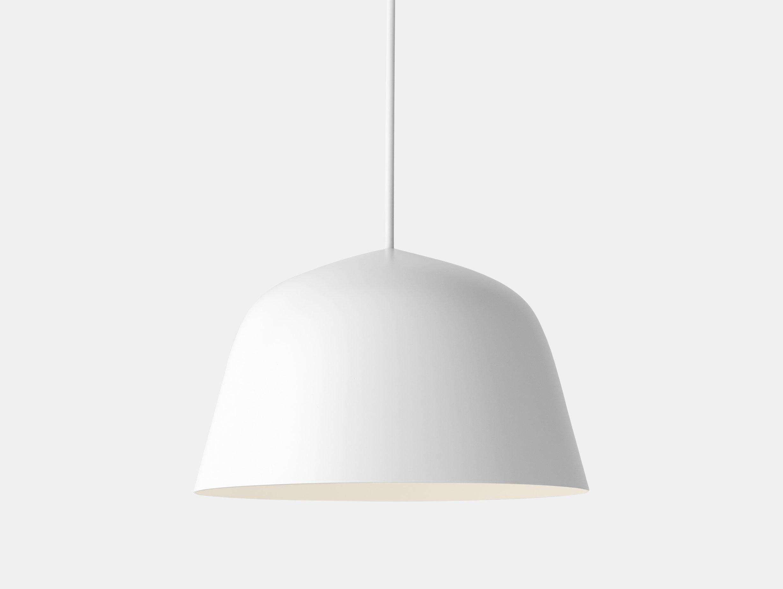 Muuto Ambit Pendant Lamp White Taf Studio