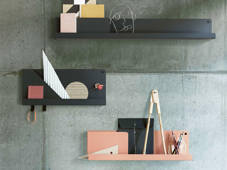 Muuto Folded Shelf 4 Johan Van Hengel