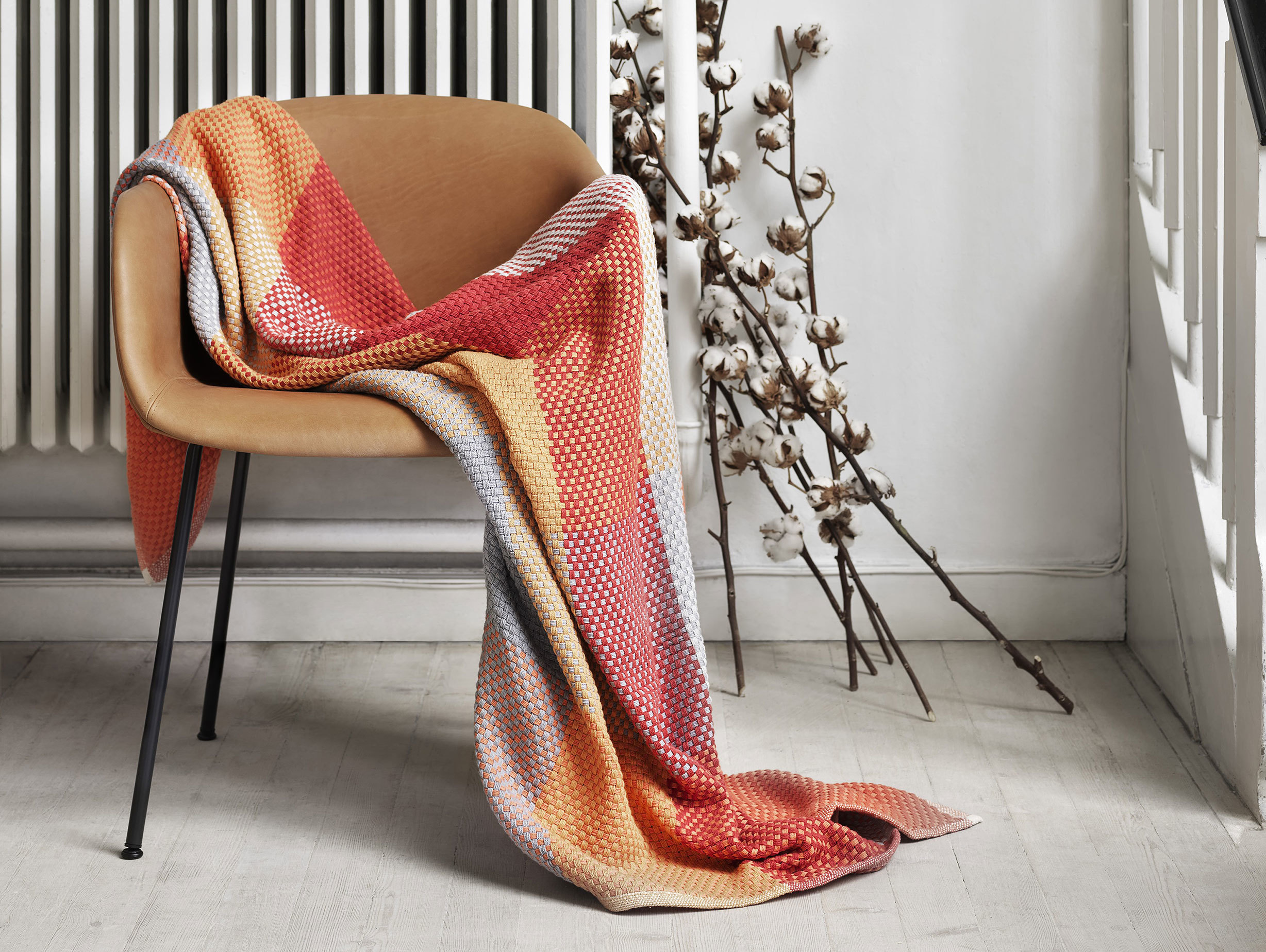 Muuto Loom Throw Simon Key Bertman
