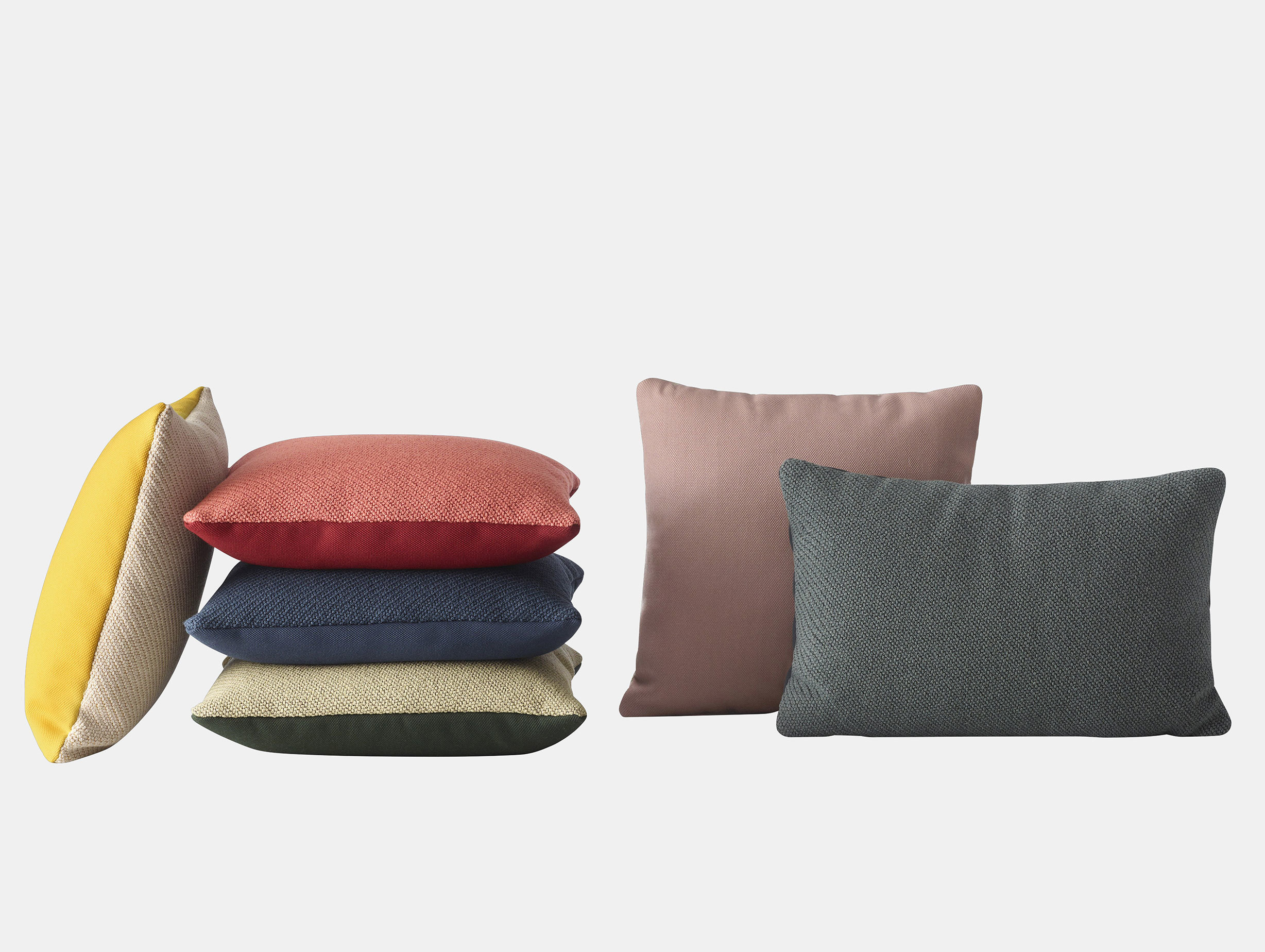 Muuto Mingle Cushion Group Thomas Bentzen