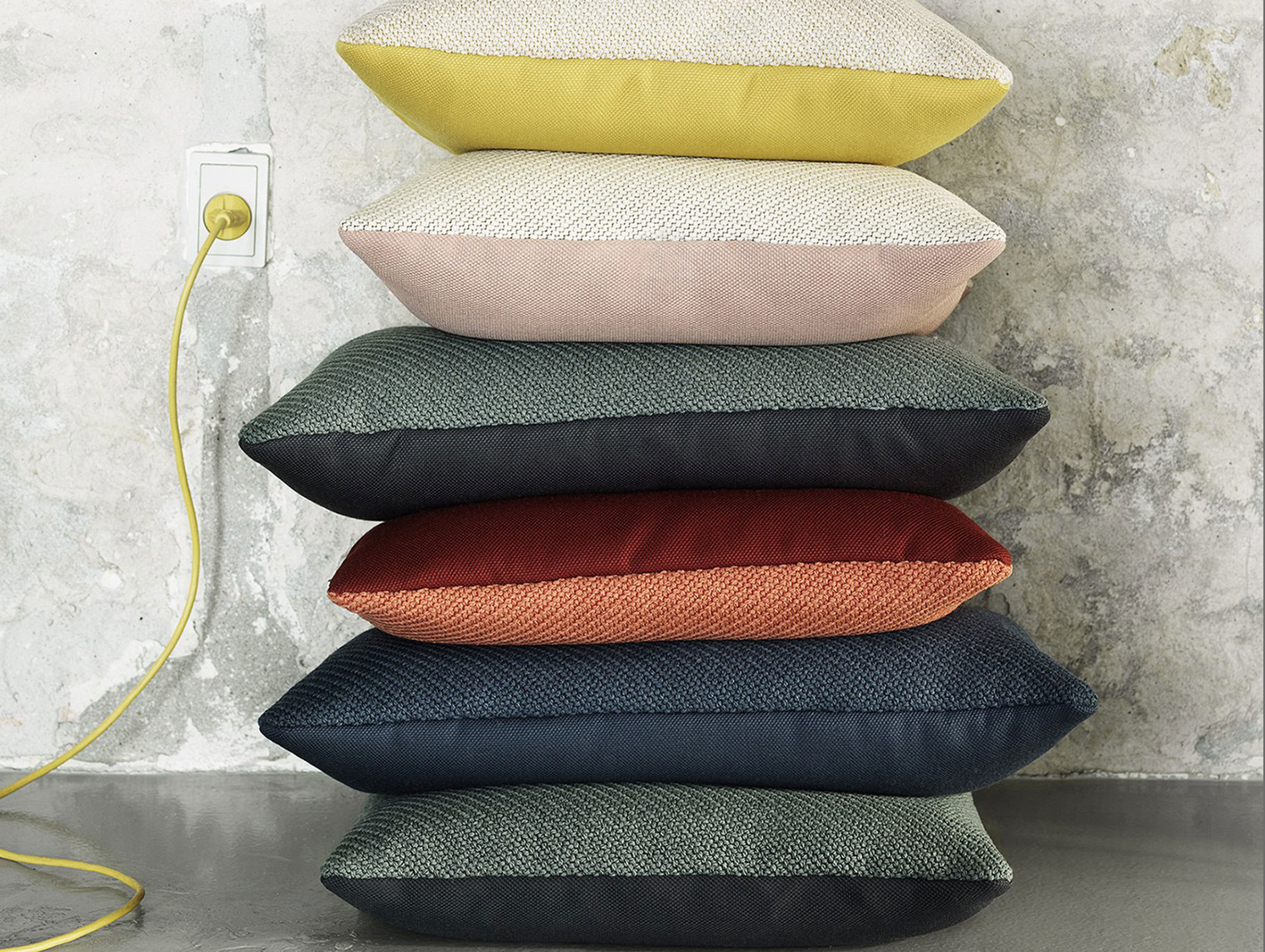 Muuto Mingle Cushions Group Thomas Bentzen