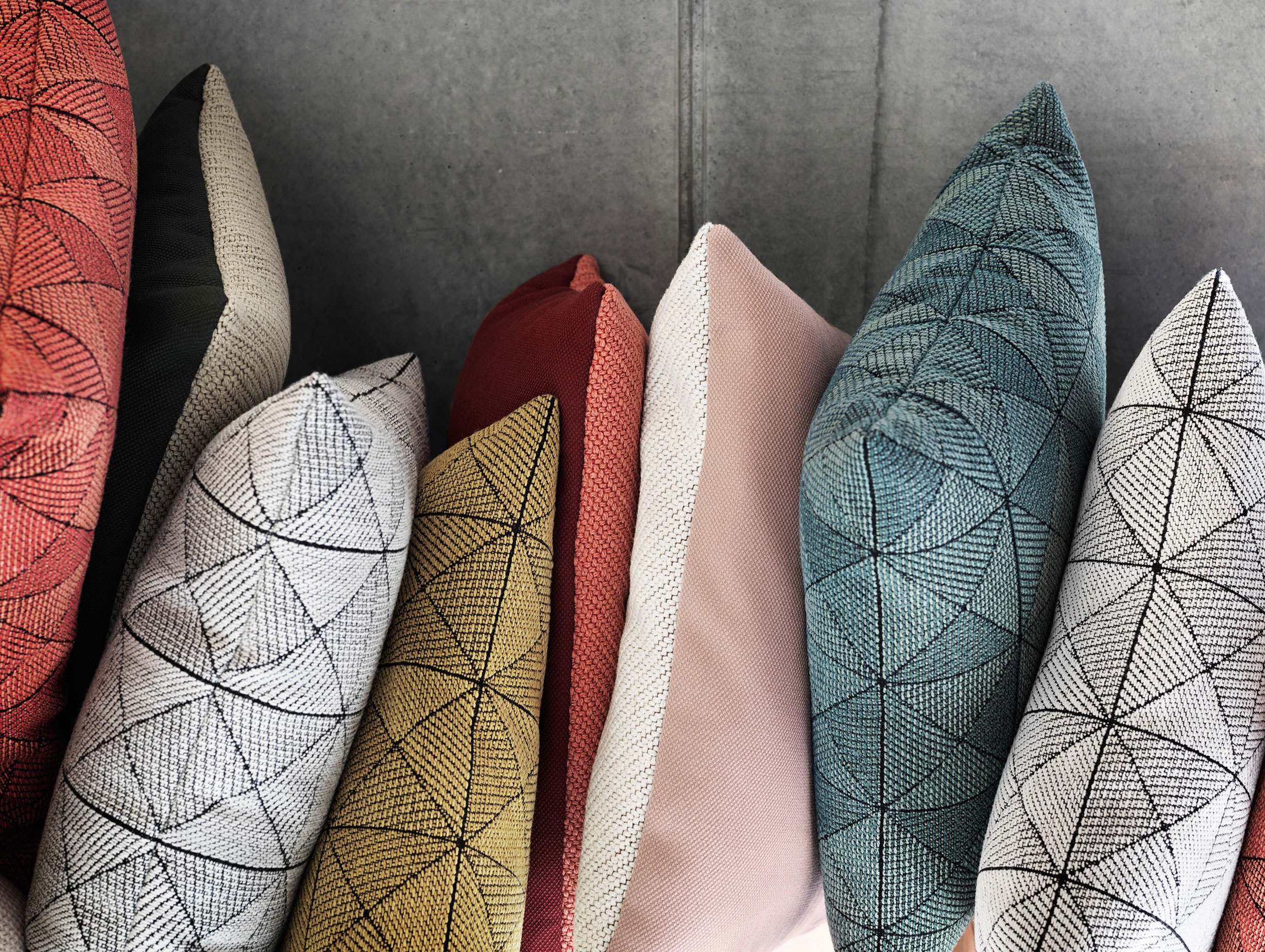 Muuto Tile Cushion 2 Anderssen Voll