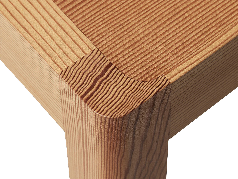 Muuto Workshop Chair Pine Detail Cecilie Manz