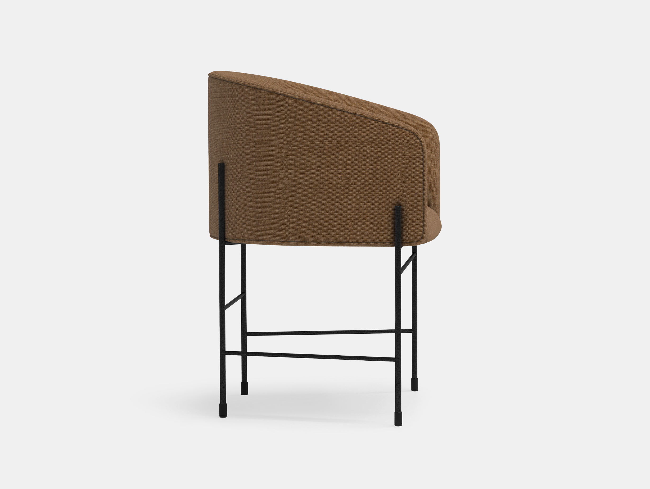 New Works Covent Chair Kvadrat Remix 433 Rene Hougaard