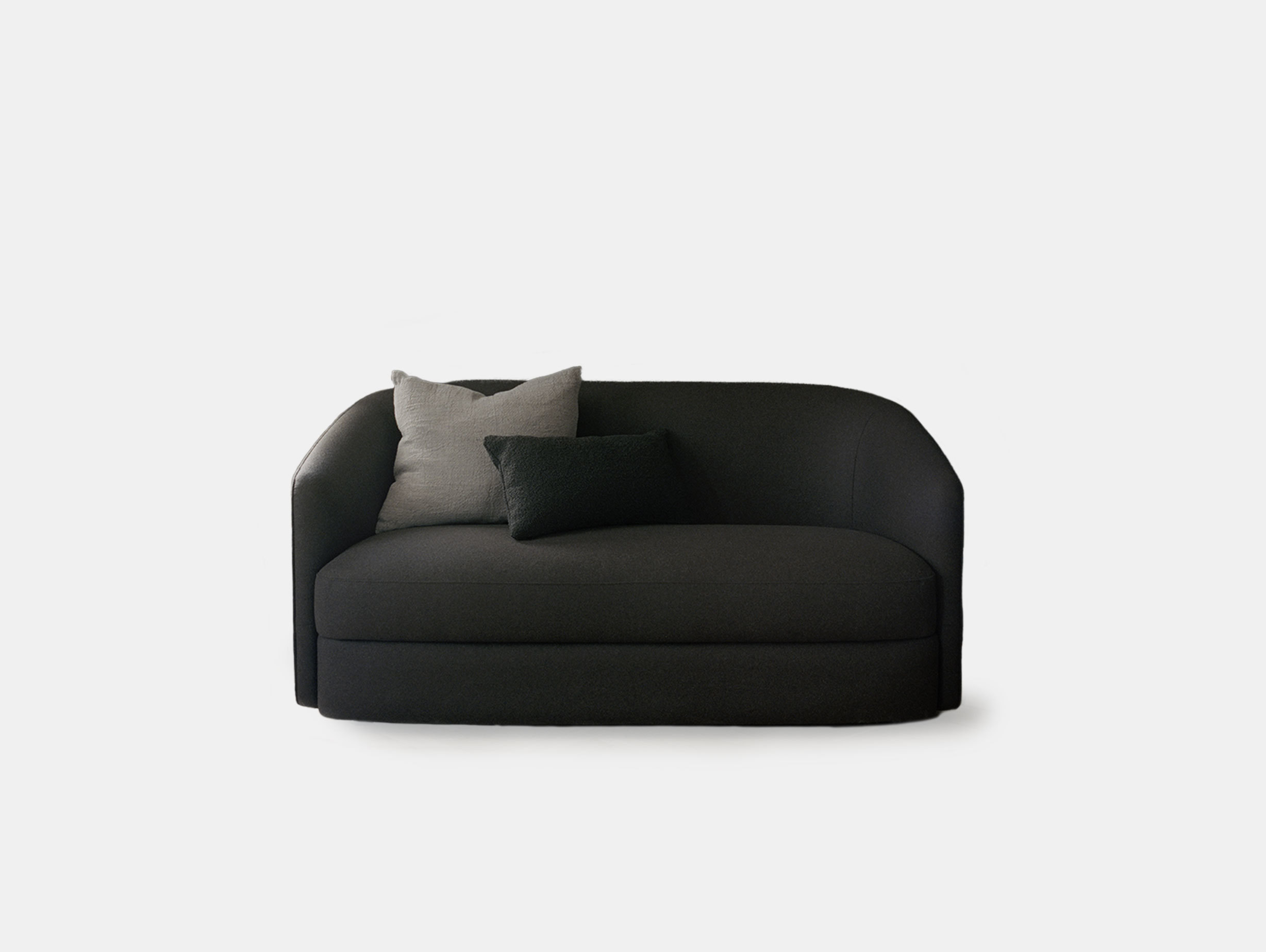 New Works Covent Sofa Two Seater dark cutout