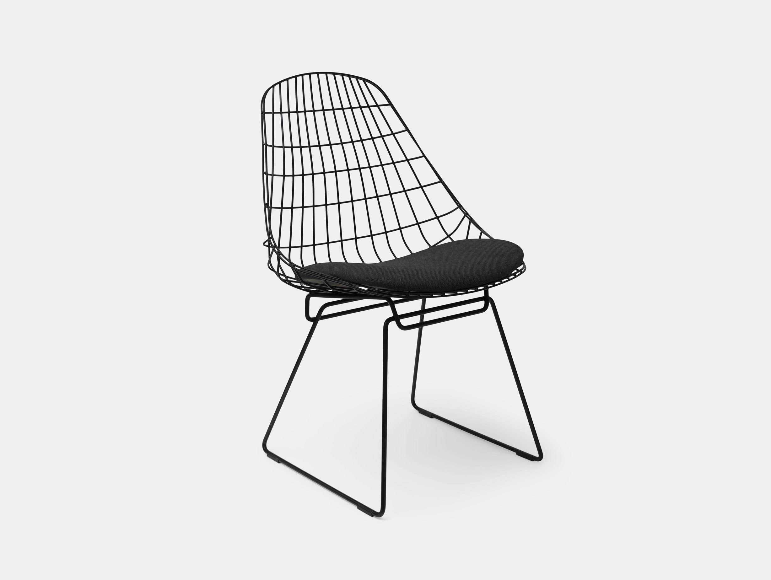 Pastoe Sm05 Chair Black Cees Braakman