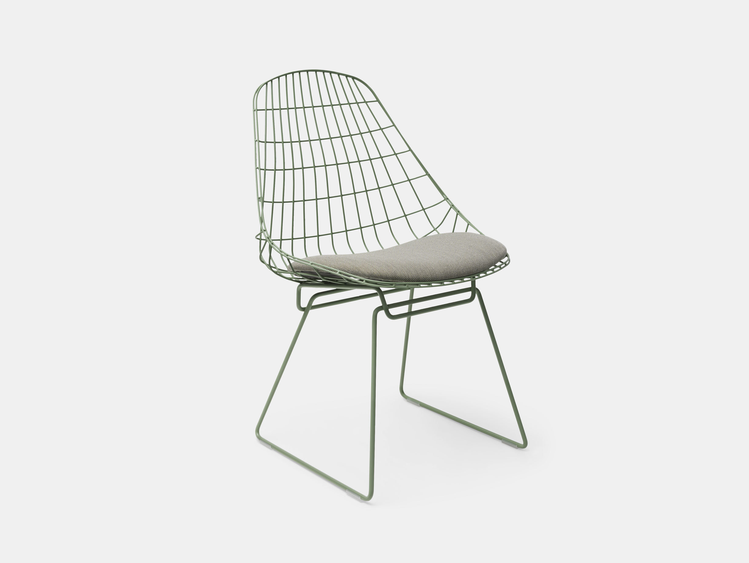 Pastoe Sm05 Chair Green Cees Braakman