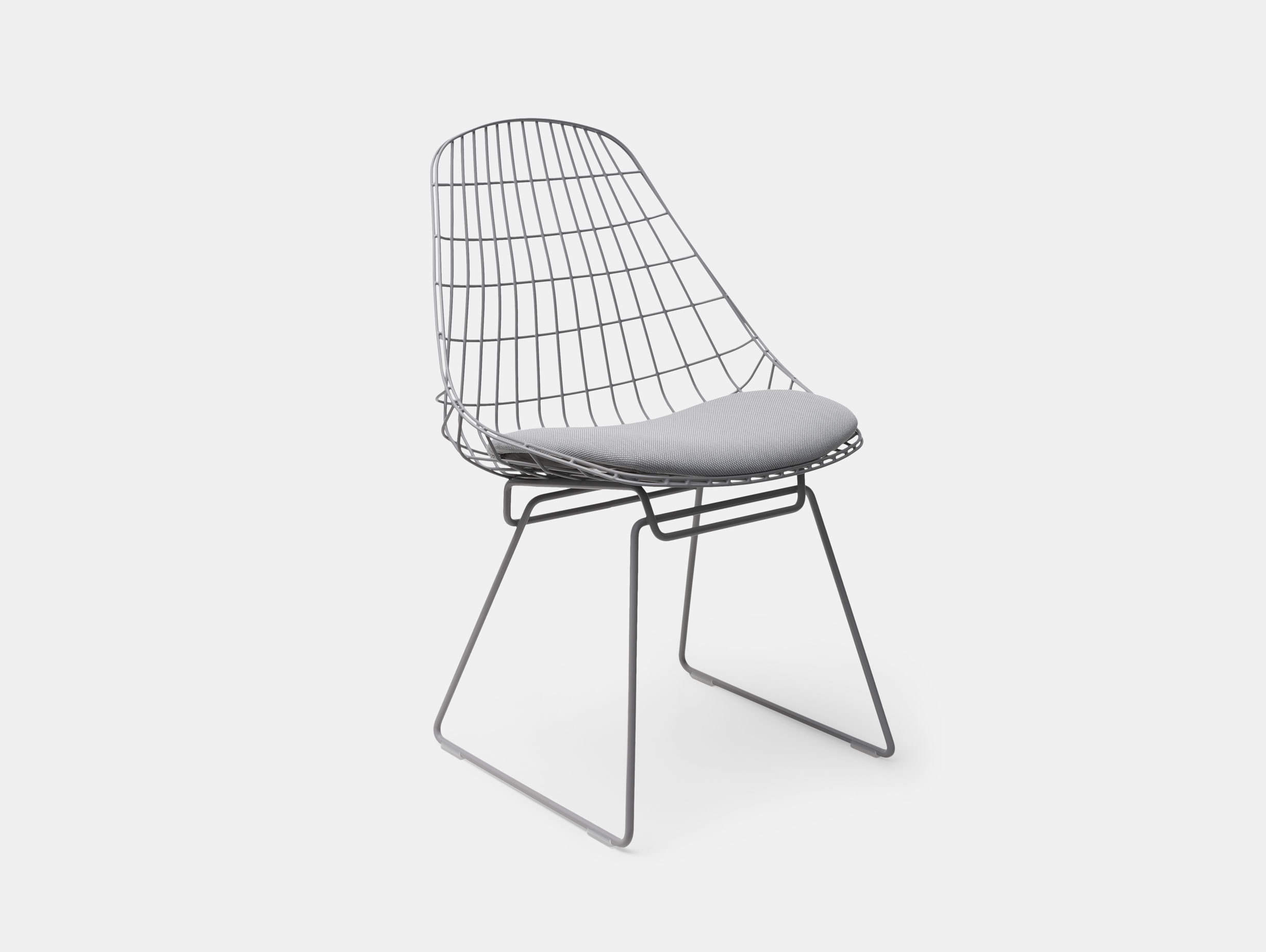 Pastoe Sm05 Chair Grey Cees Braakman
