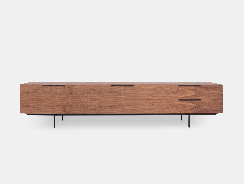 Pastoe Frame Sideboard Walnut