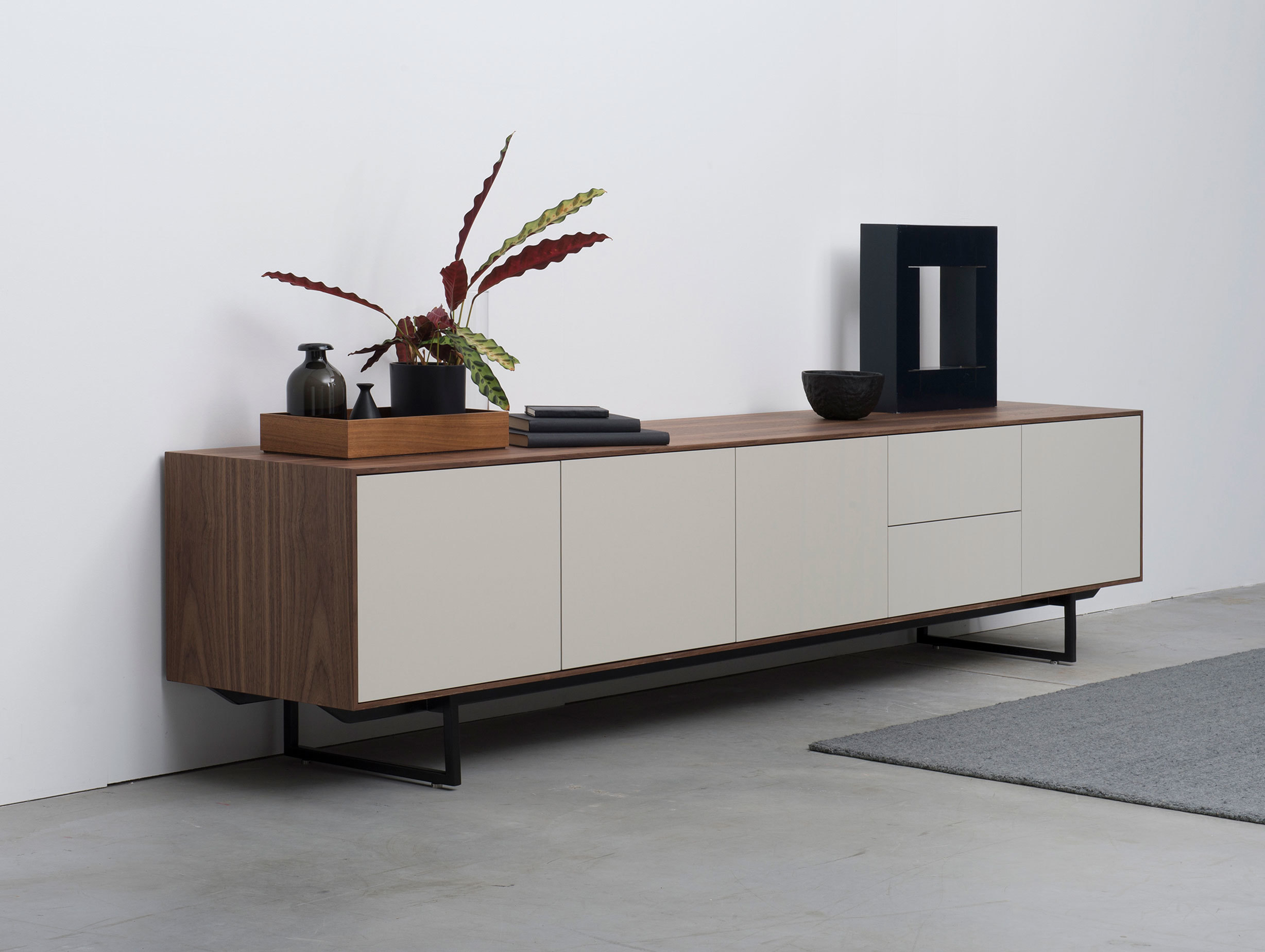 Pastoe Noon Sideboard Walnut