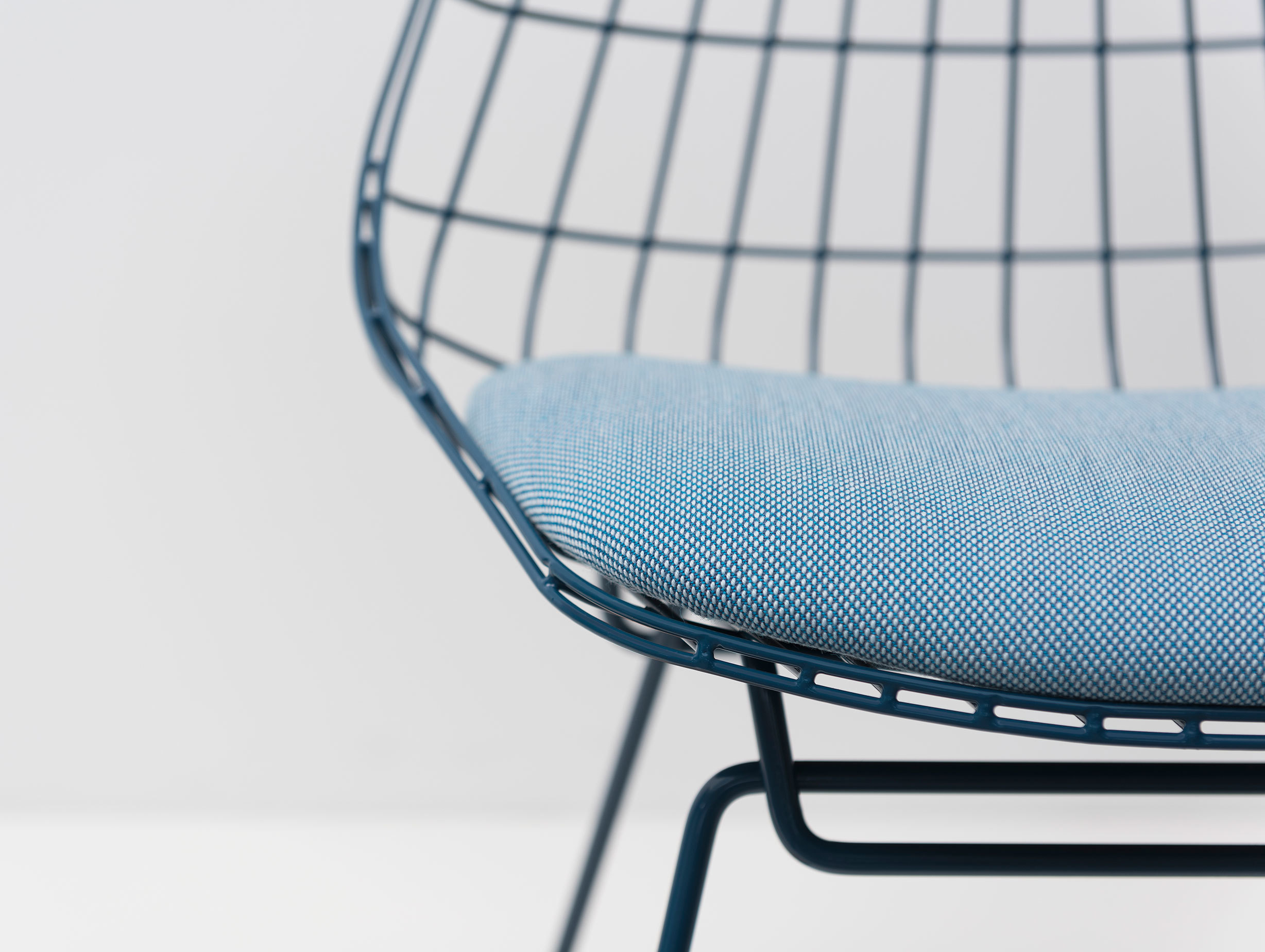 Pastoe Sm05 Chair Blue Detail Cees Braakman