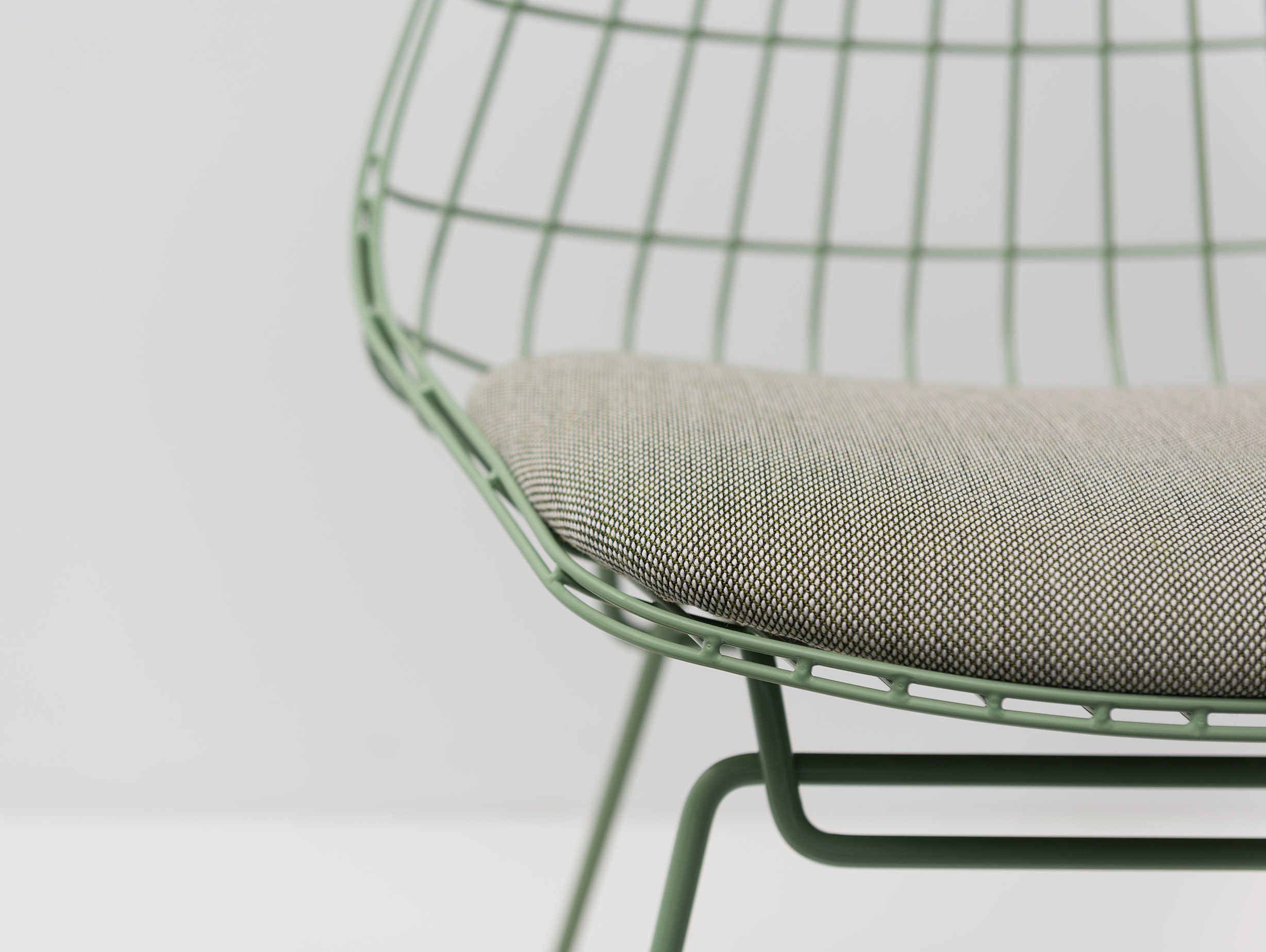 Pastoe Sm05 Chair Green Detail Cees Braakman