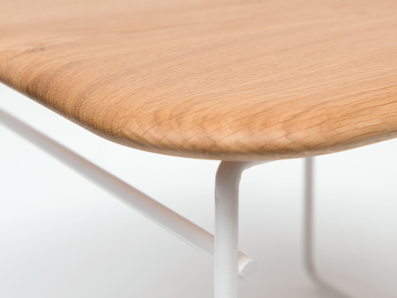 Pastoe Wire Side Table Oak Detail Cees Braakman