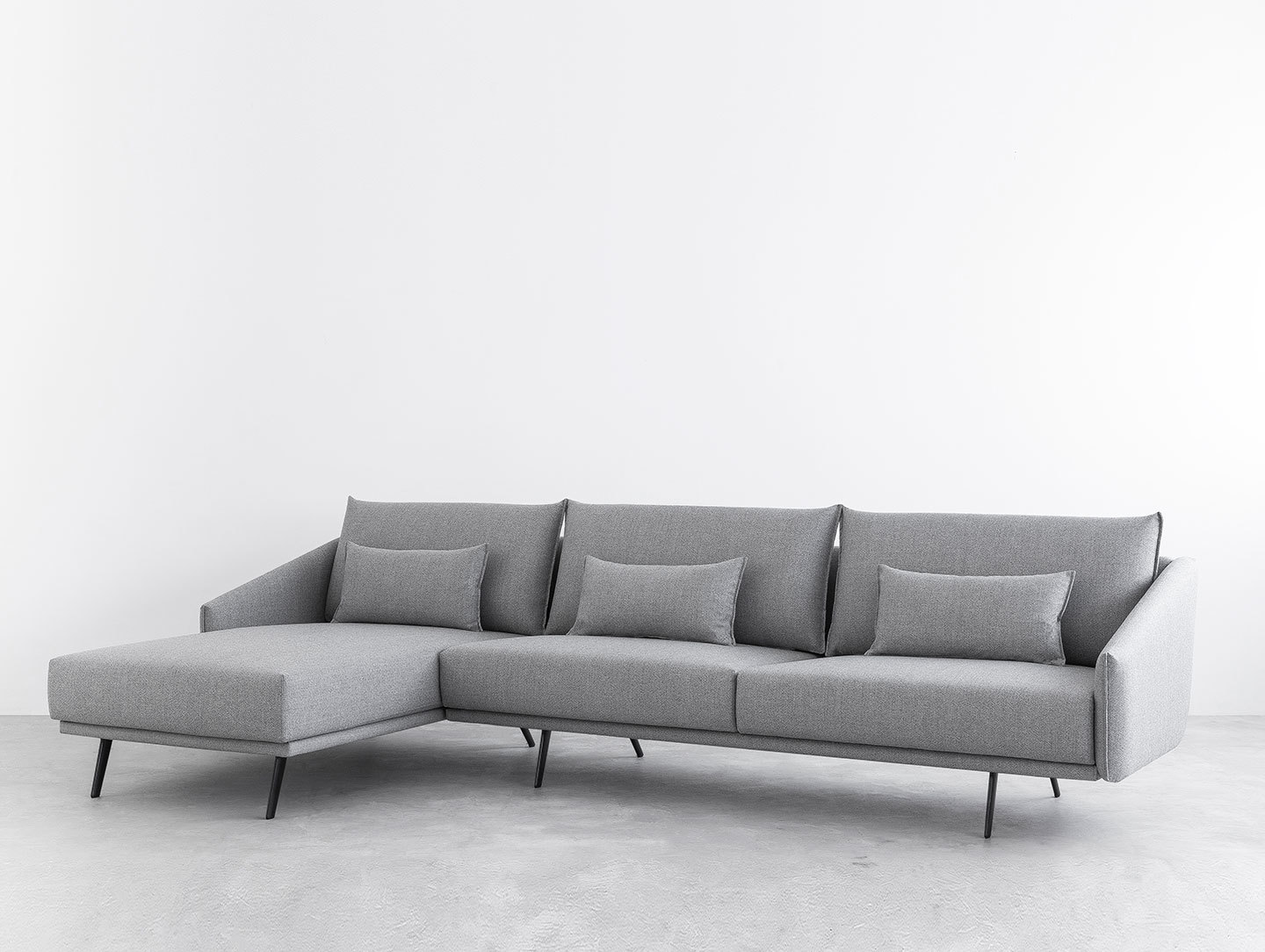 Stua Costura Sofa With Chaise Jon Gasca
