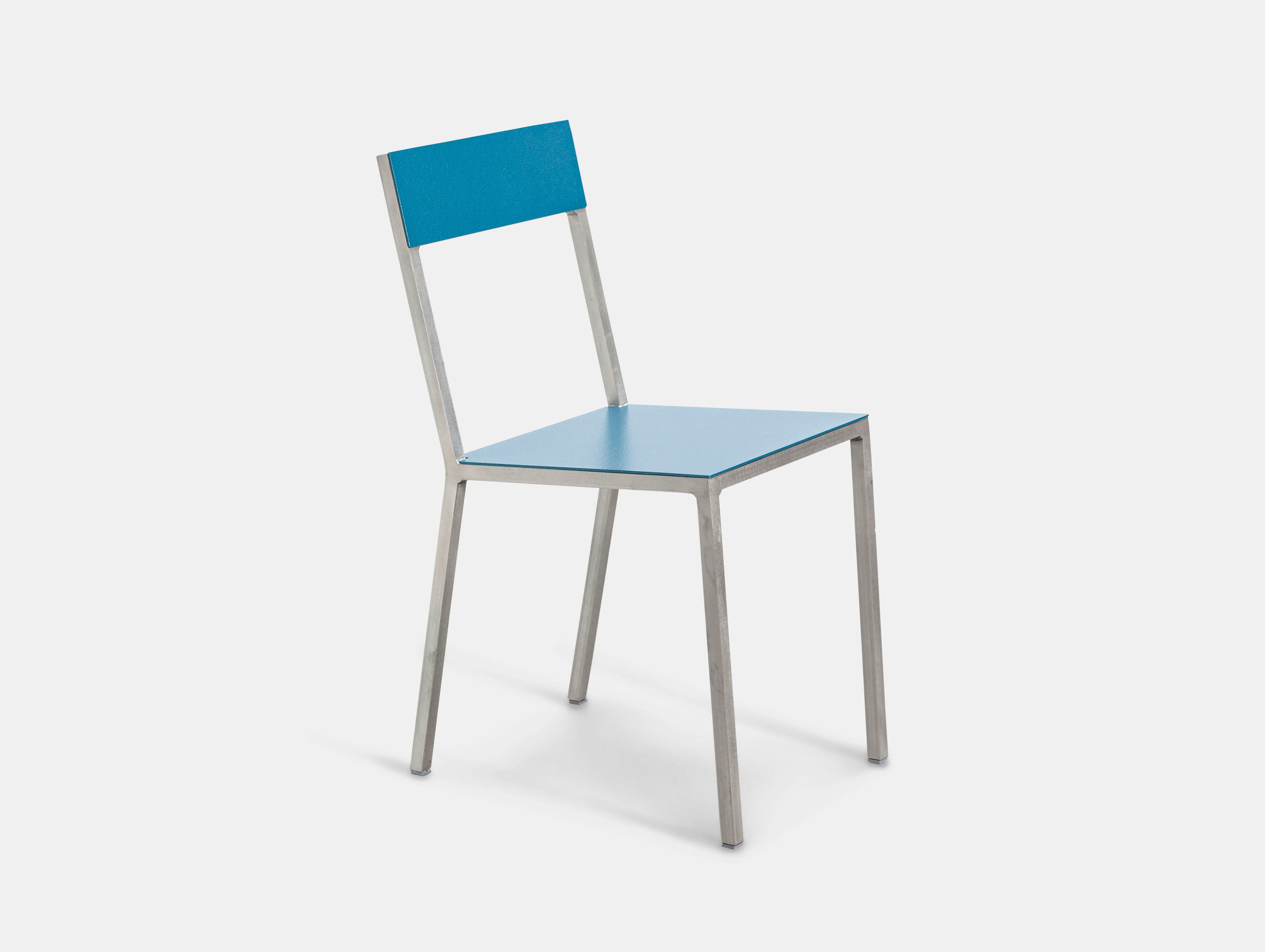 Valerie Objects Alu Chair Seathpblue Backhpblue Muller Van Severen
