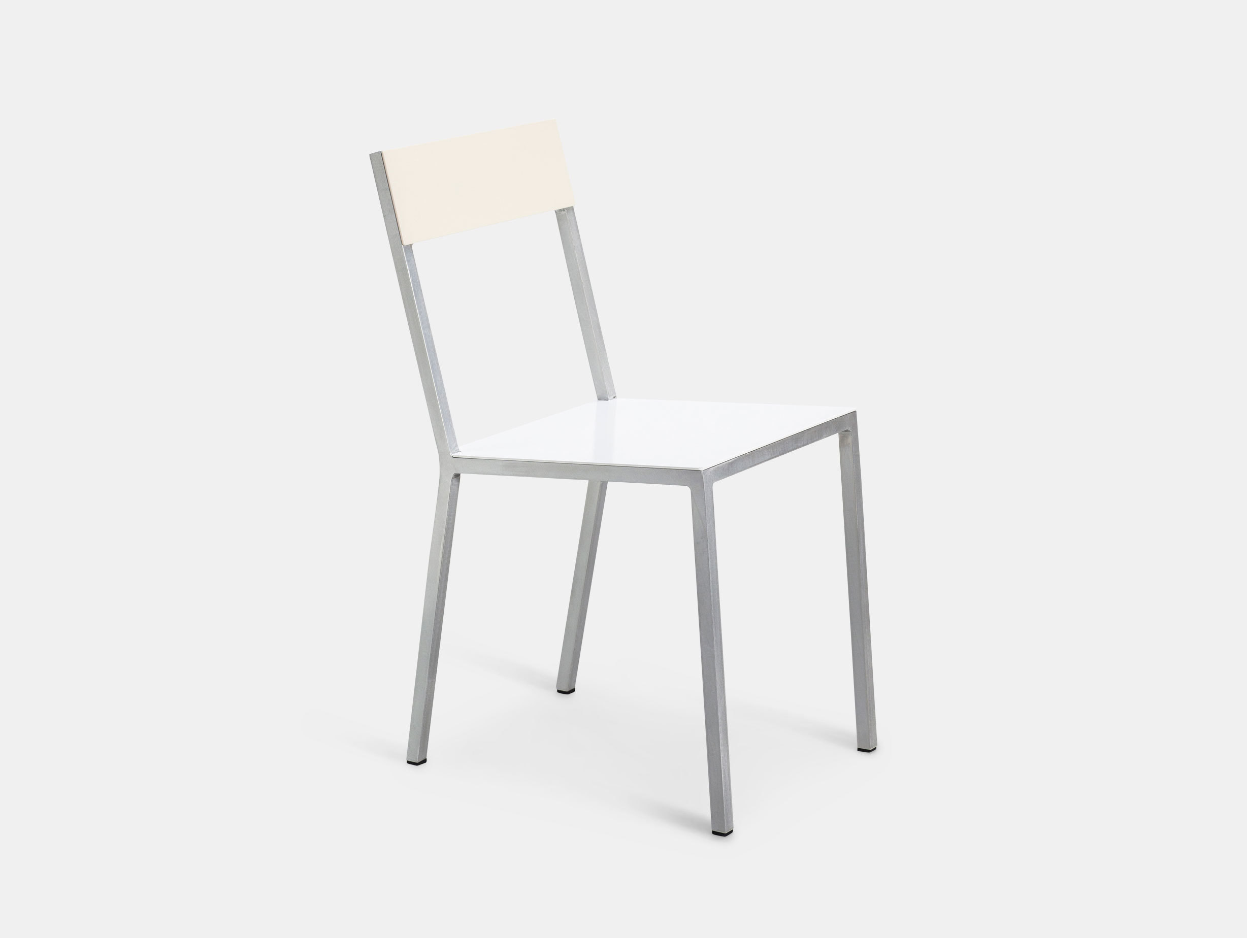 Valerie Objects Alu Chair Seatwhite Backivory Muller Van Severen