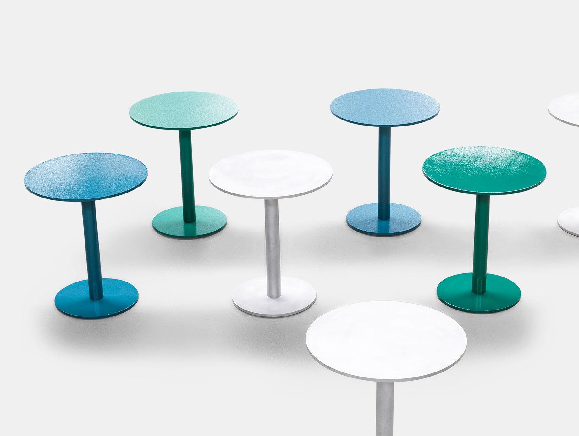 Valerie Objects Alu Table 3 Muller Van Severen