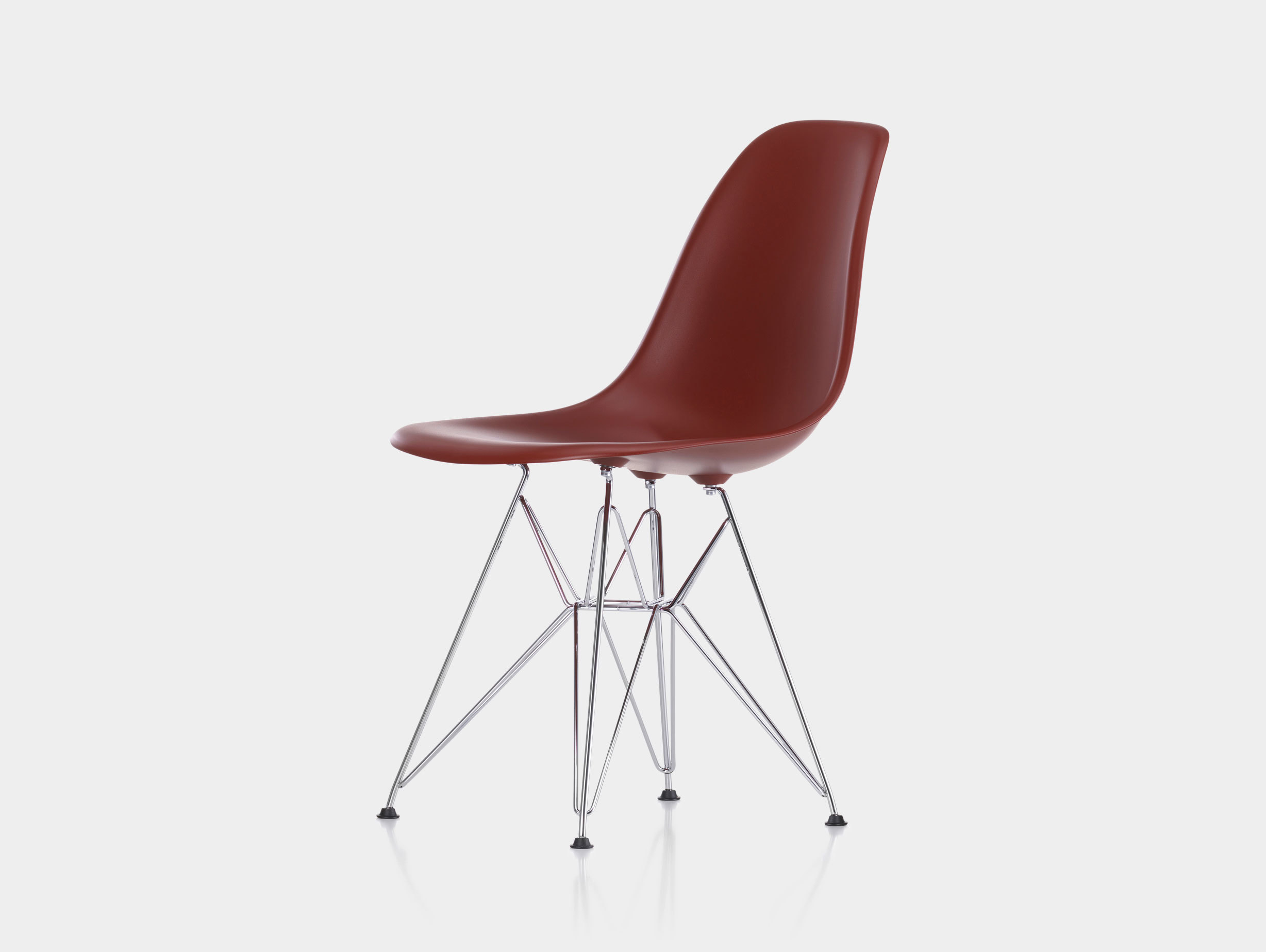Eames DSR Plastic Side Chair image 1