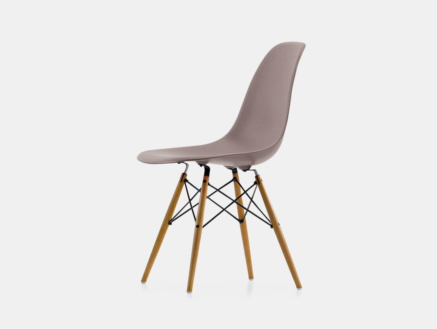Eames DSW Plastic Side Chair image 2