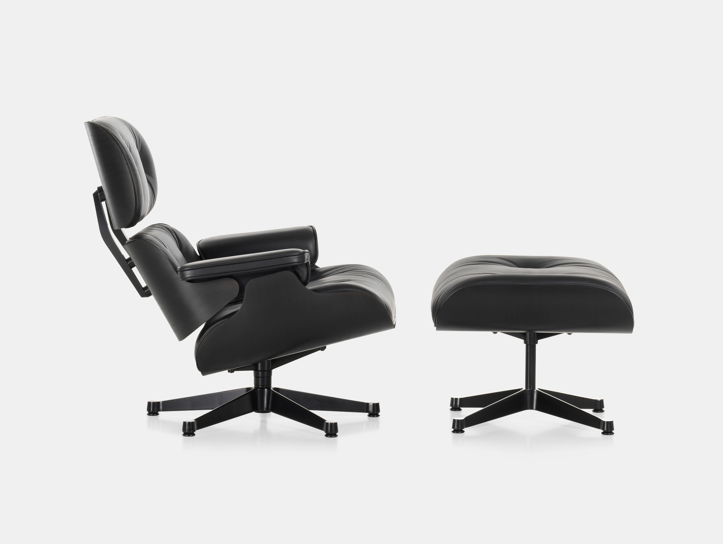 Eames Lounge Chair & Ottoman image 2