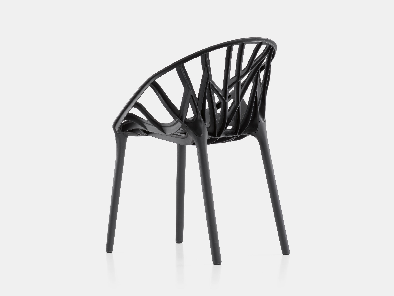 Vitra Vegetal Chair Basic Dark Ronan Erwan Bouroullec