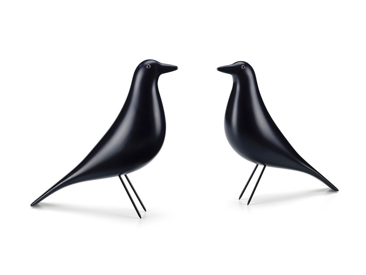 Vitra Eames House Bird Pair Charles And Ray Eames