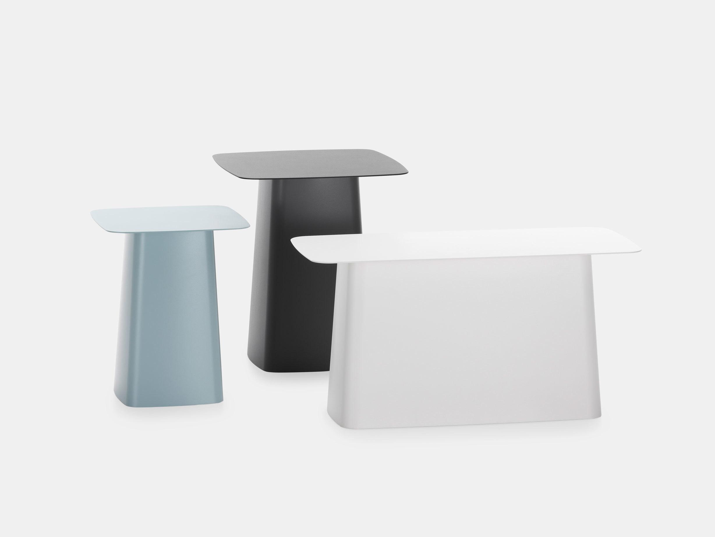 Vitra Outdoor Metal Side Tables Ronan Erwan Bouroullec