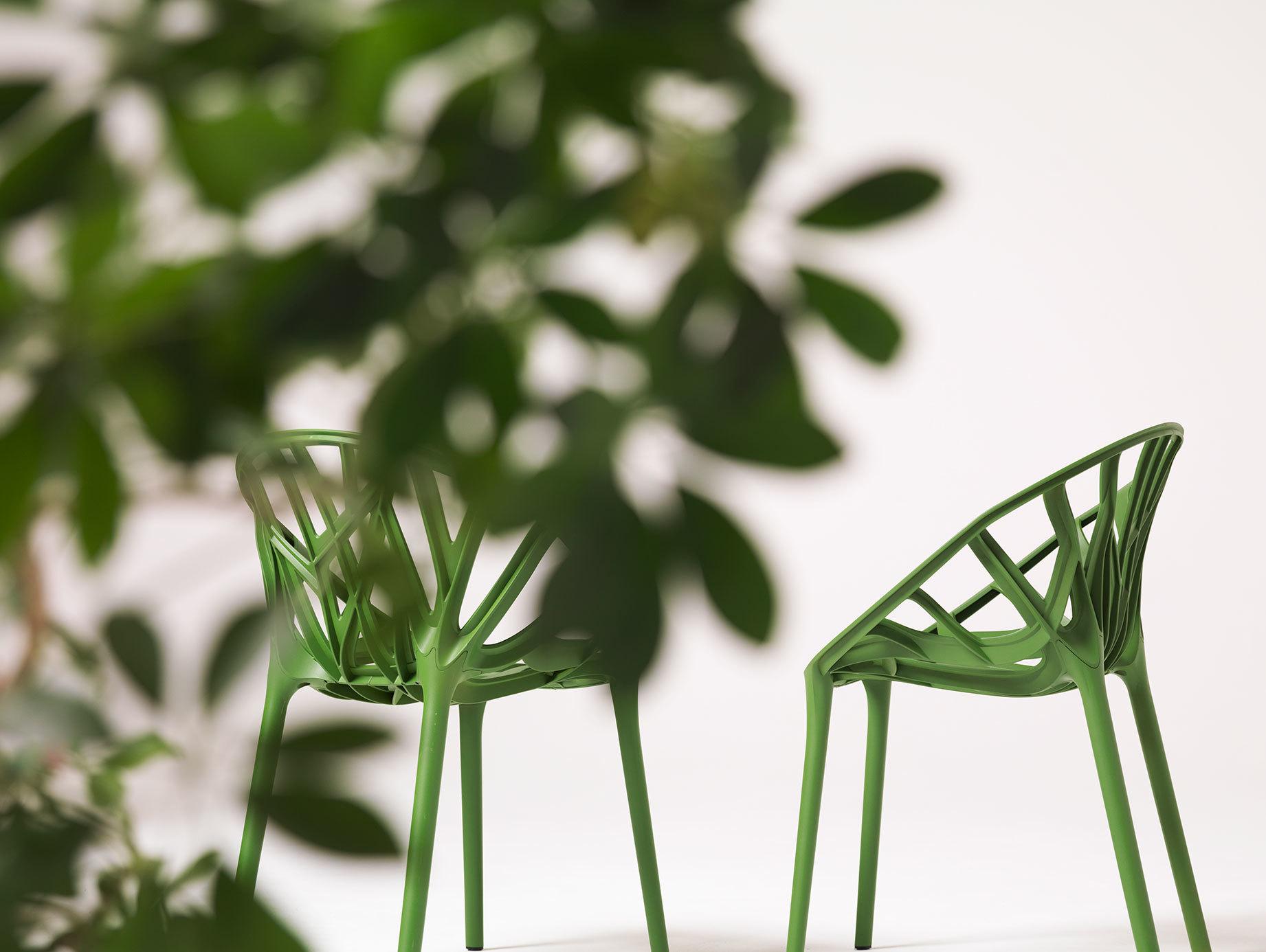 Vitra Vegetal Chair Cactus Outdoor Ronan Erwan Bouroullec