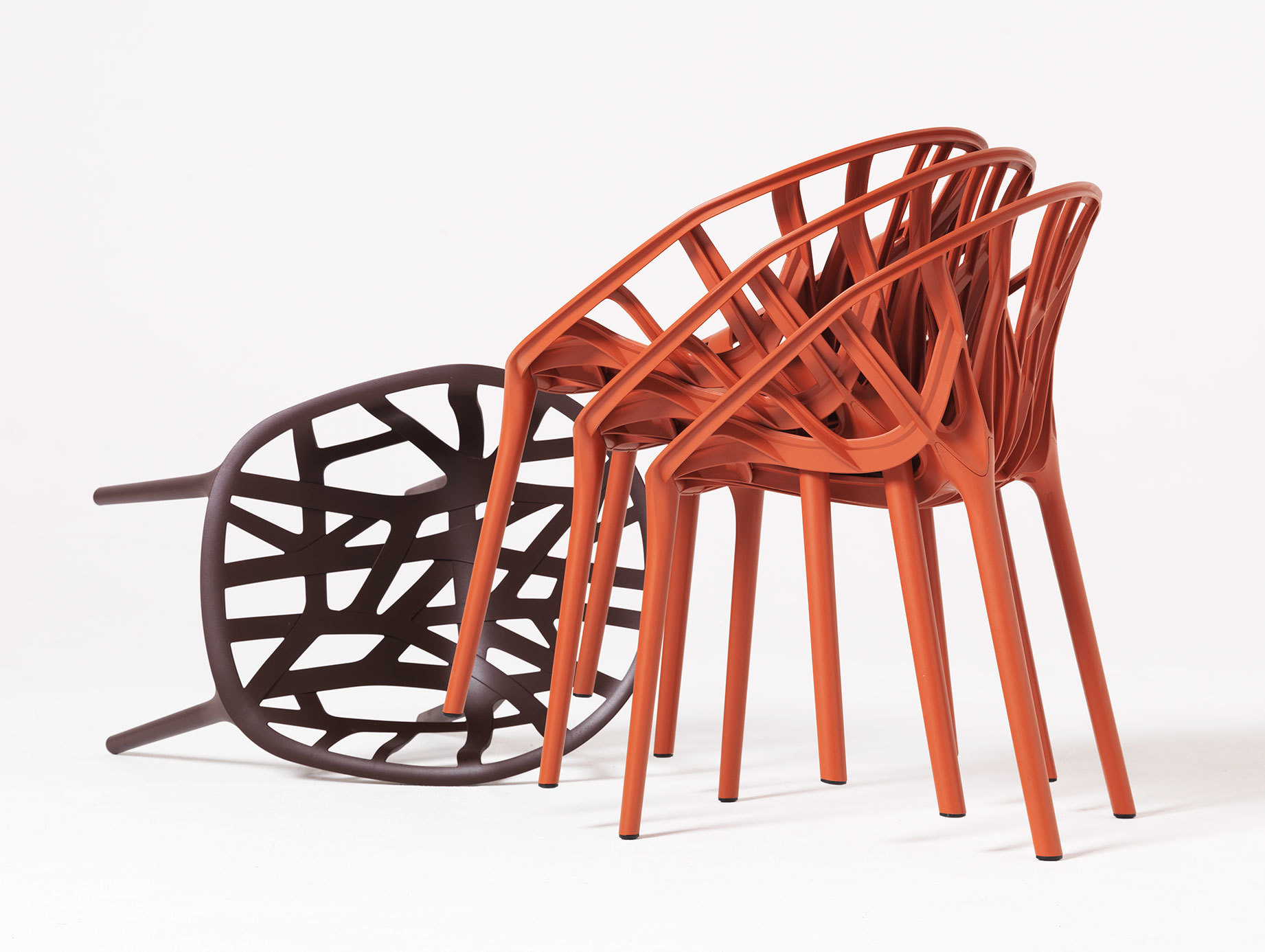Vitra Vegetal Chair Stackable Ronan And Erwan Bouroullec