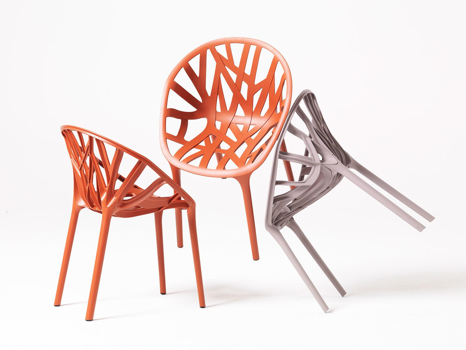 Vitra Vegetal Chairs Ronan Erwan Bouroullec