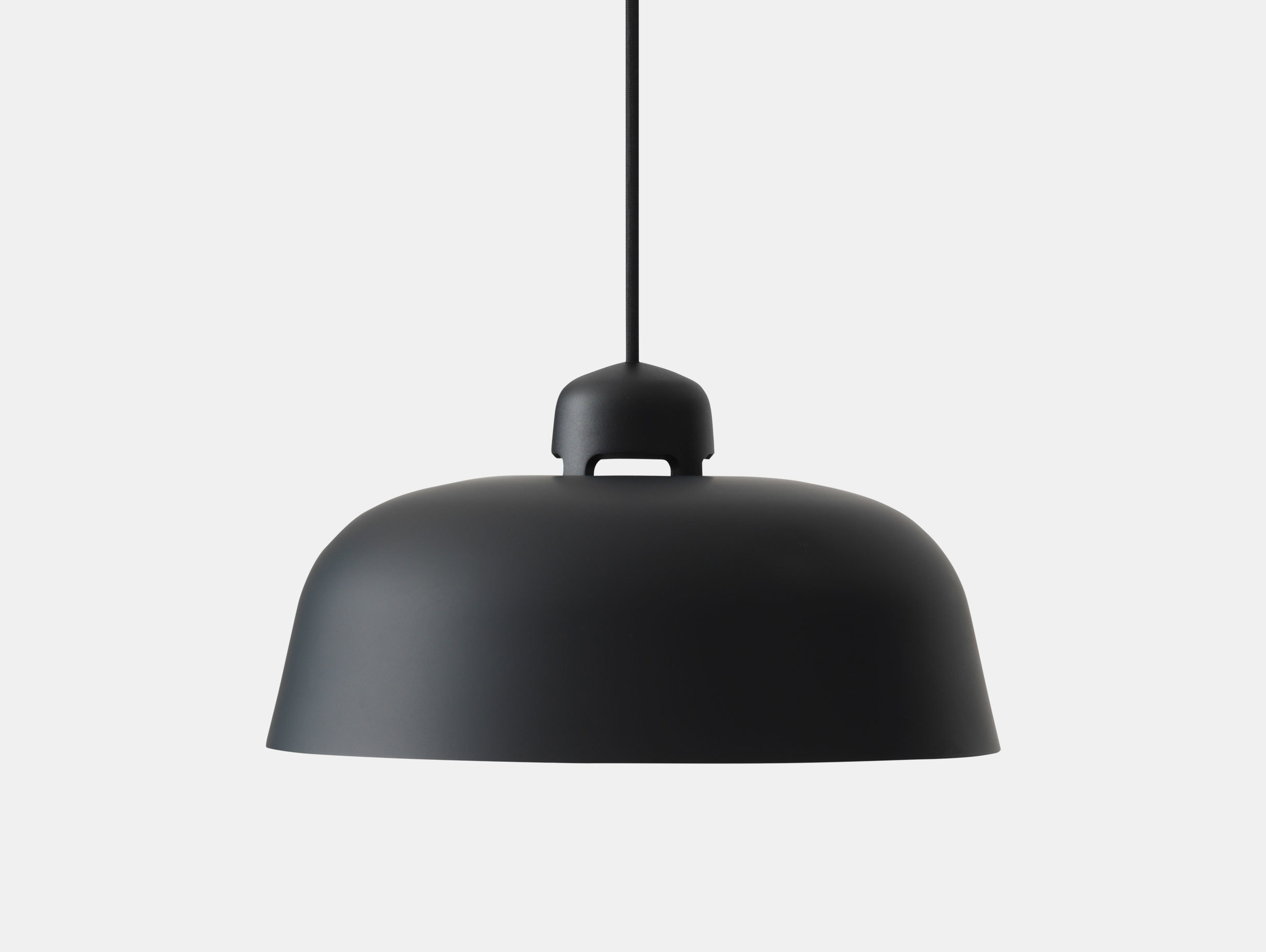 Wastberg W162 Dalston Pendant Light Black Black Sam Hecht Kim Colin