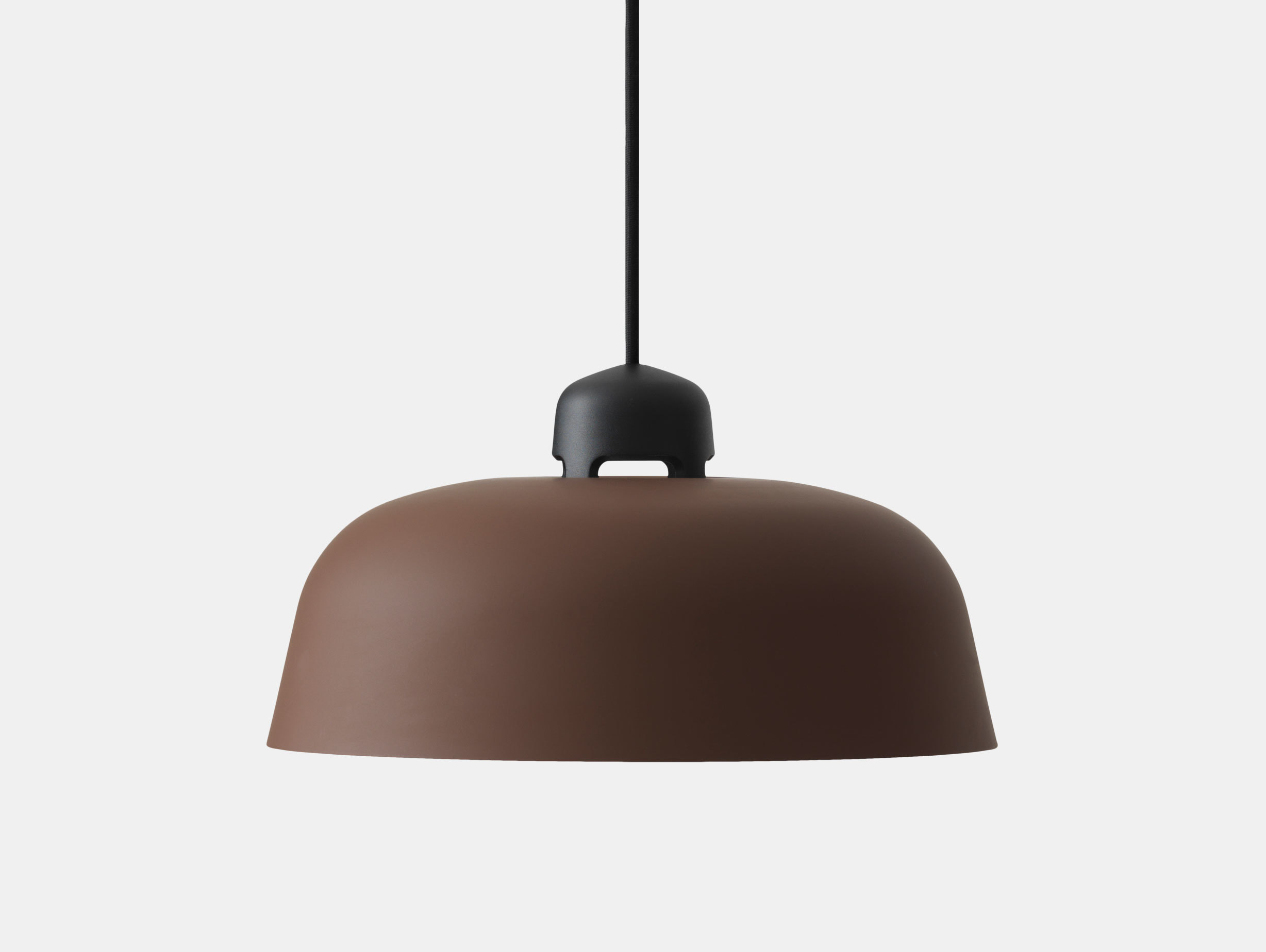 Wastberg W162 Dalston Pendant Light Black Brown Sam Hecht Kim Colin