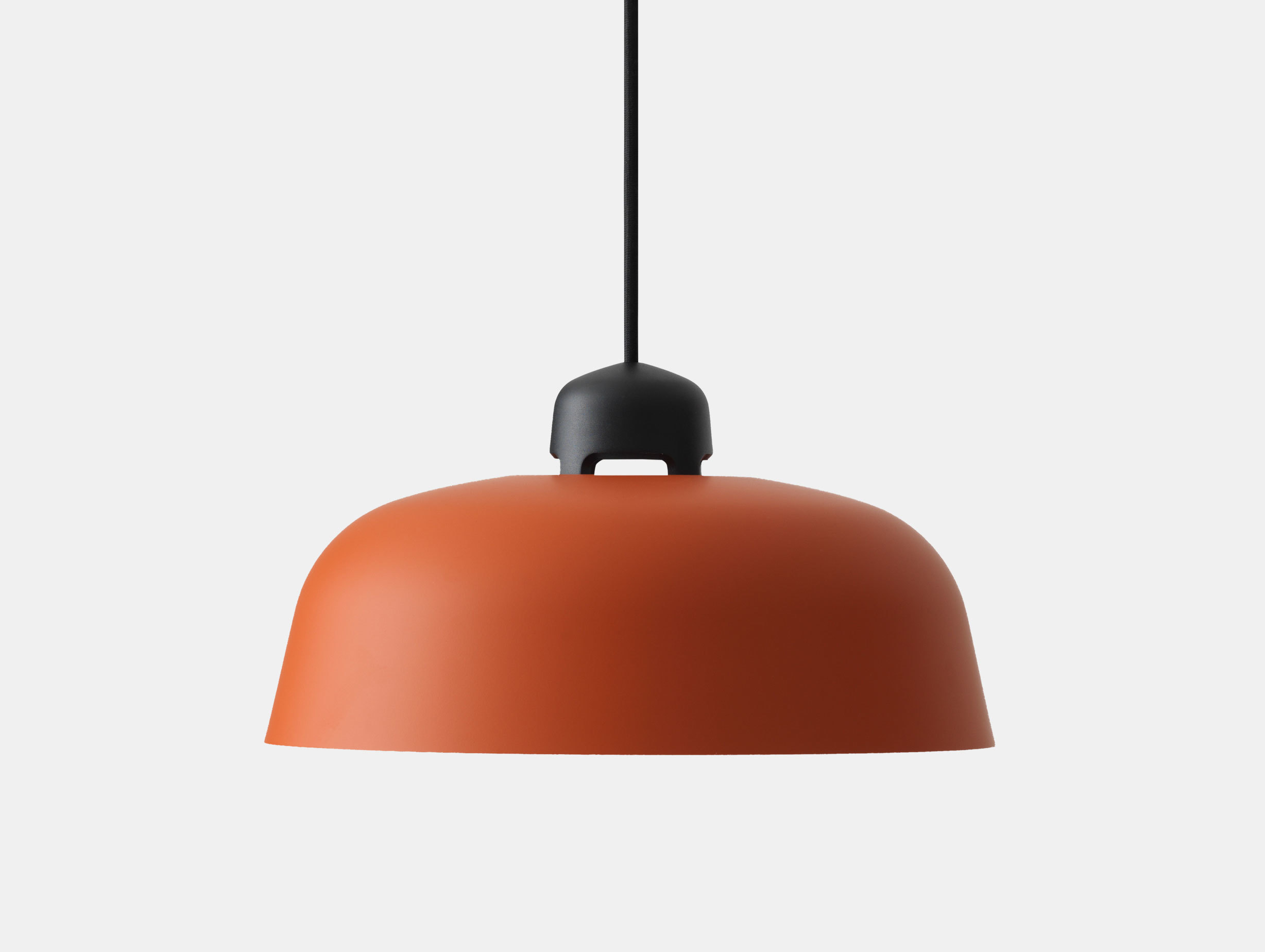 Wastberg W162 Dalston Pendant Light Black Orange Sam Hecht Kim Colin