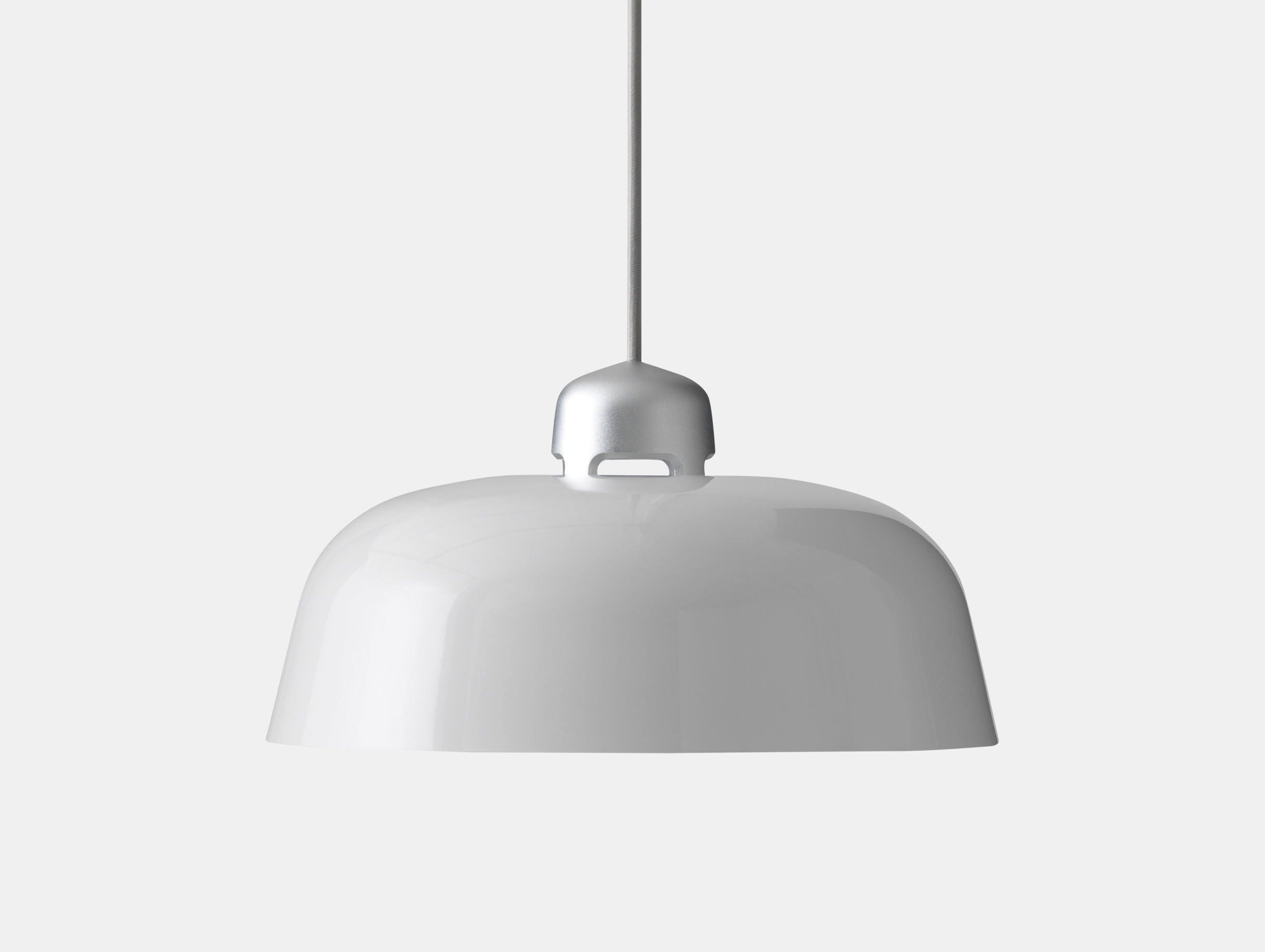 Wastberg W162 Dalston Pendant Light Silver Grey Sam Hecht Kim Colin