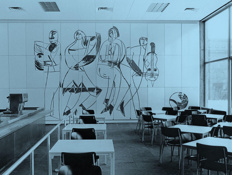 Goethe University Canteen Kramer
