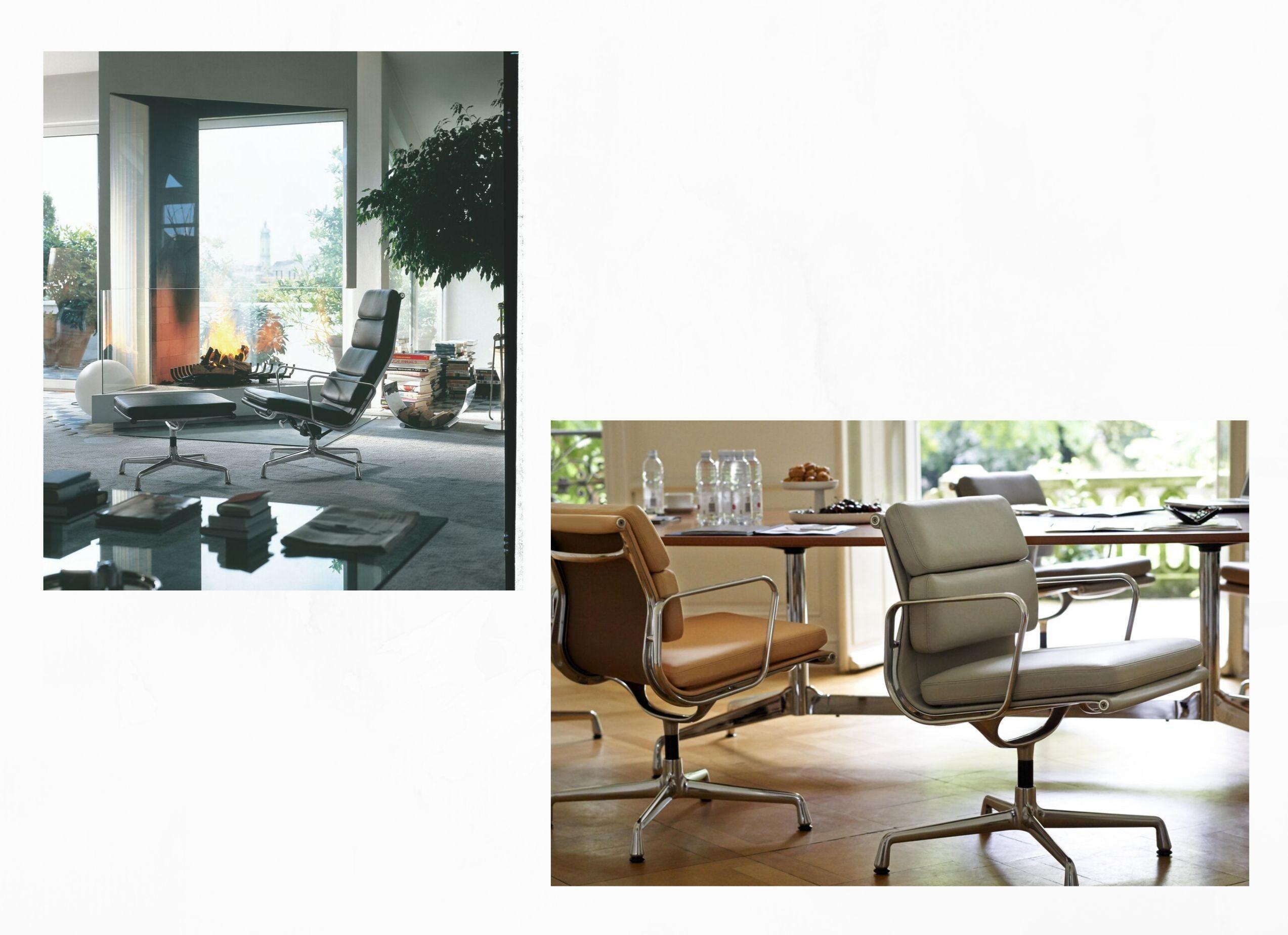 Eames soft pad chair 1