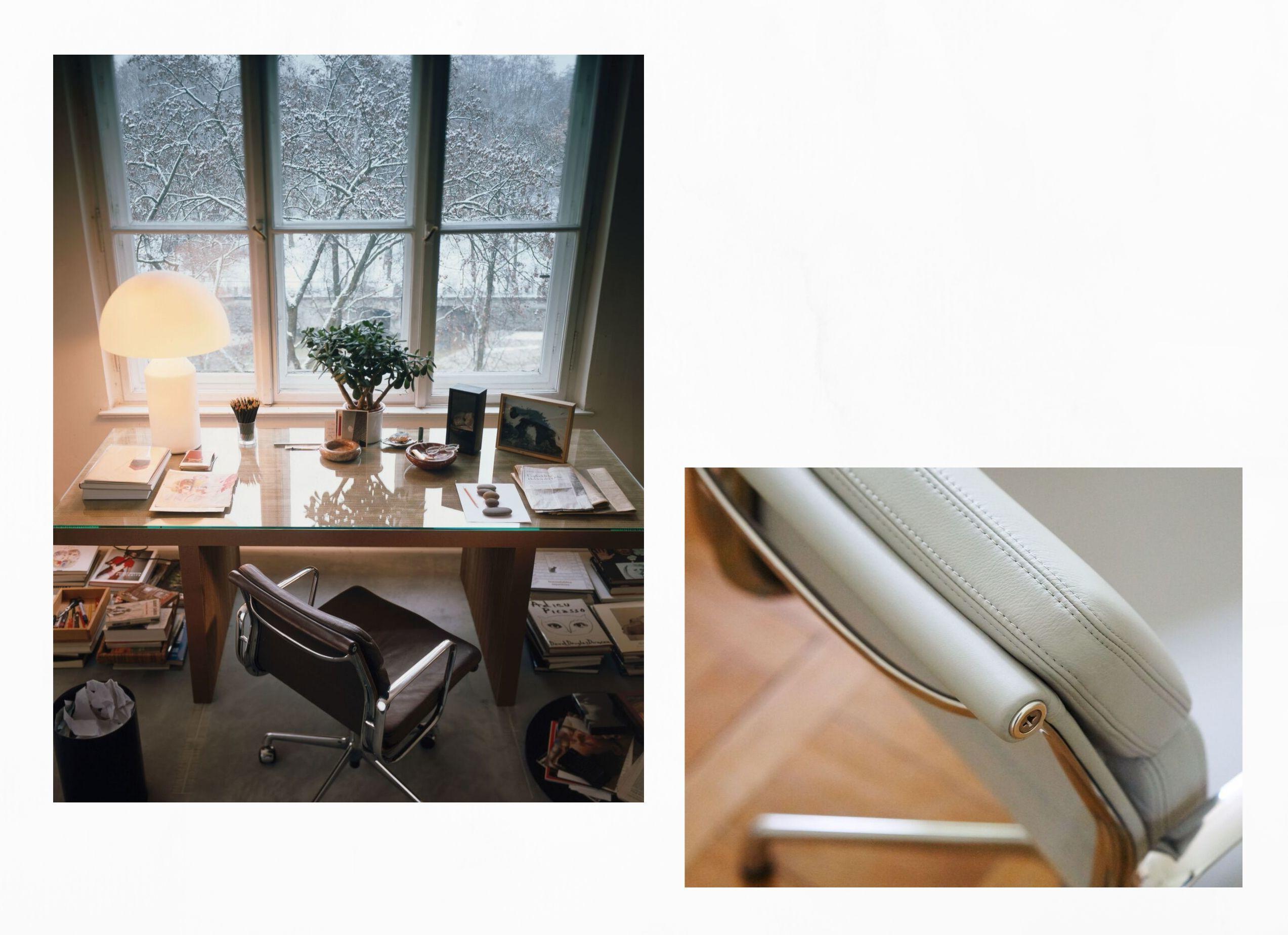 Eames soft pad chair 2